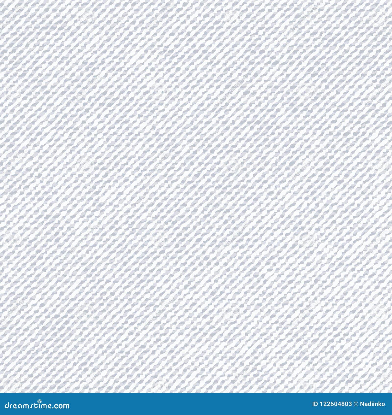 Stoffenpatroon grijs met witte strepen Lichte geweven achtergrond, heldere achtergrond, zachte textieltextuur naughty