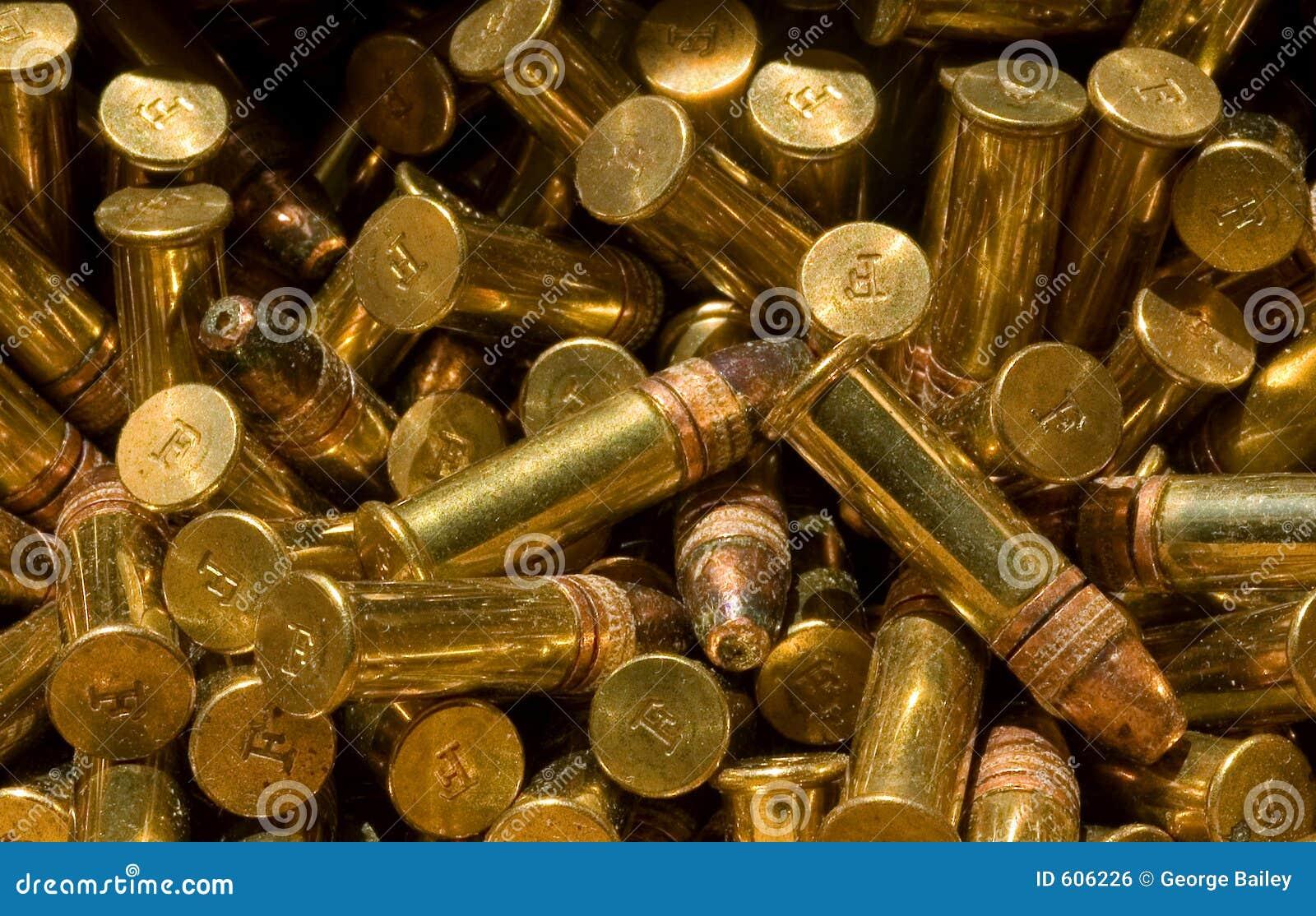 Stoffige kogels