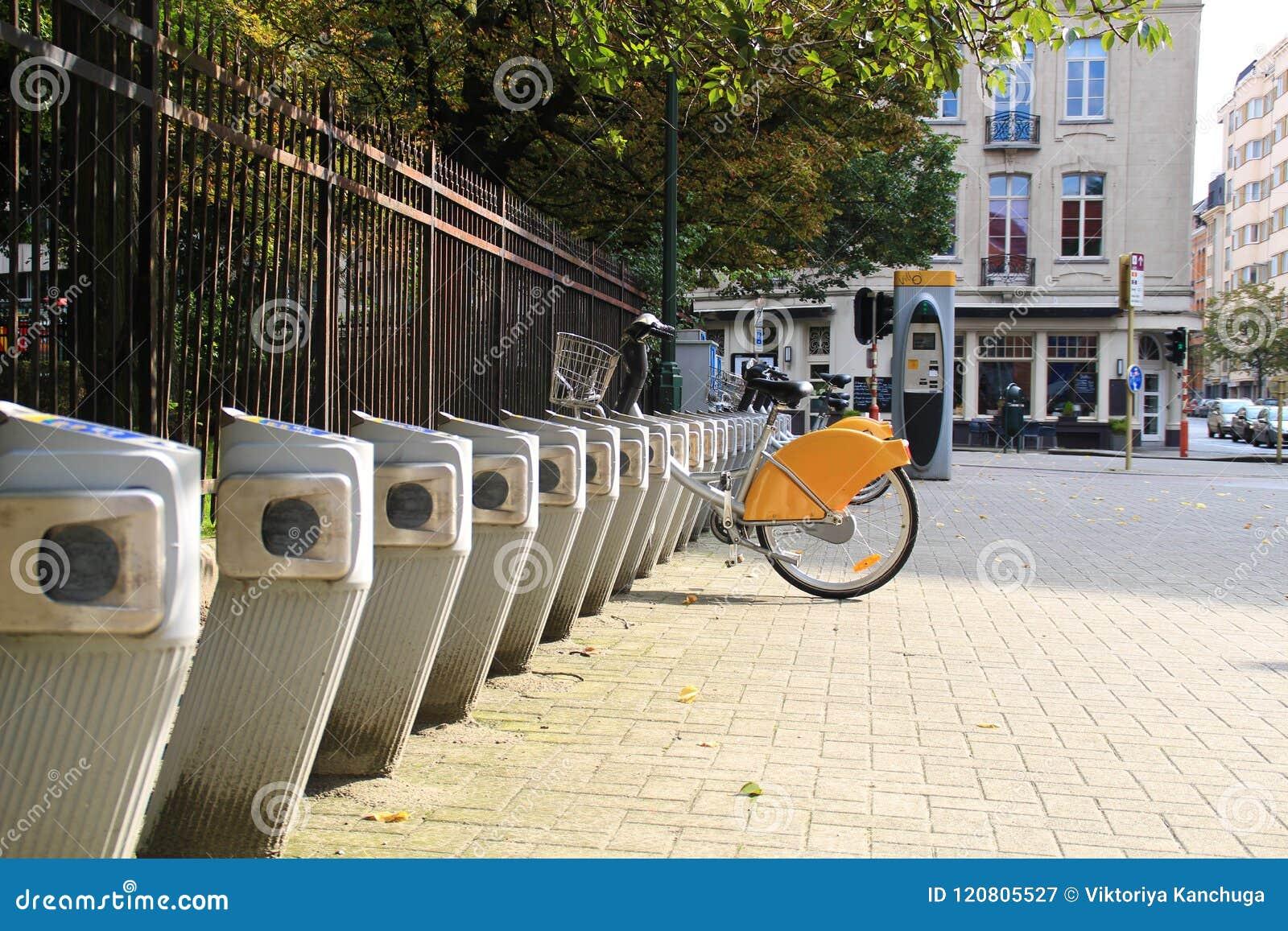 Stojak roweru czynsz