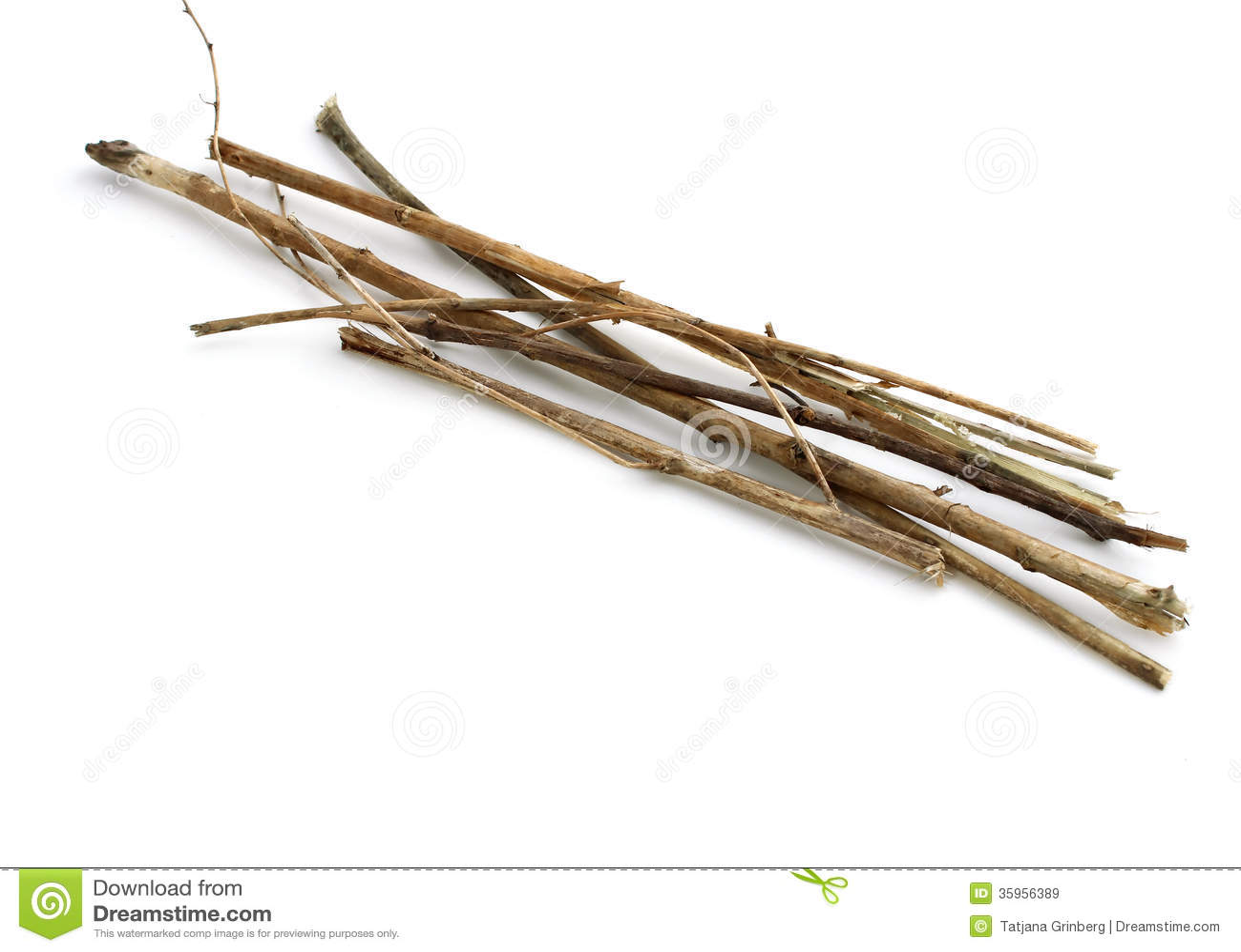 Stokken en takjes houten bundel op wit royalty vrije stock afbeeldingen afbeelding 35956389 - Blootgestelde houten bundel ...