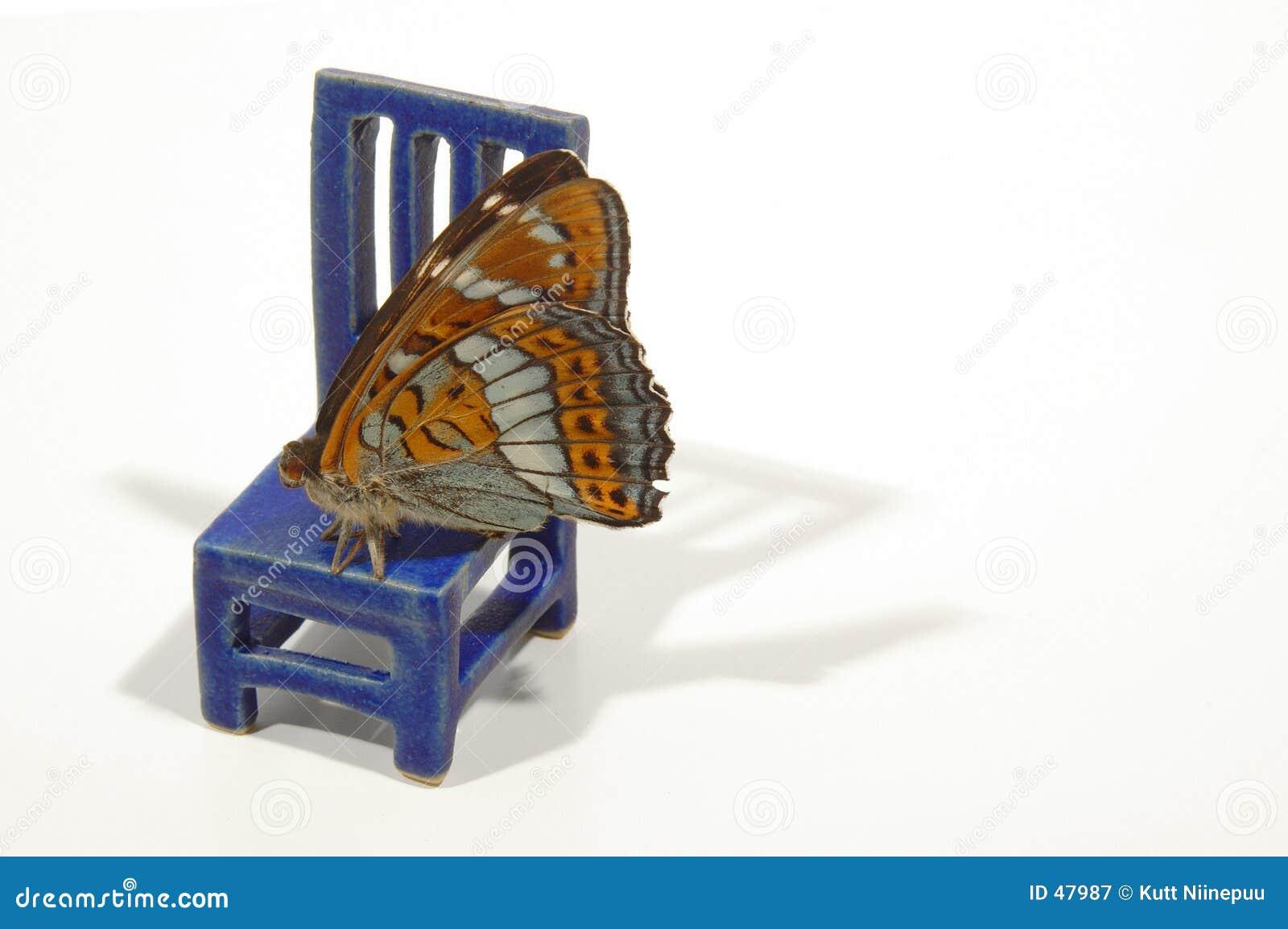 Stol för 2 fjäril