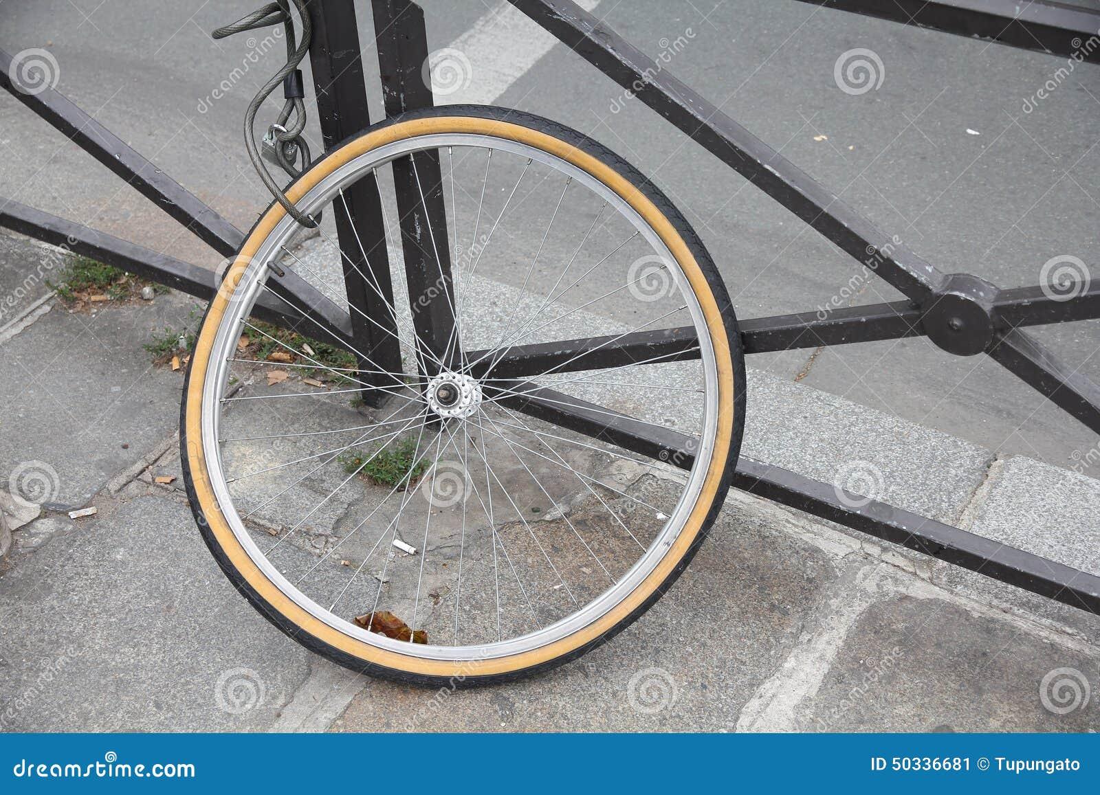 Stolen bicycle