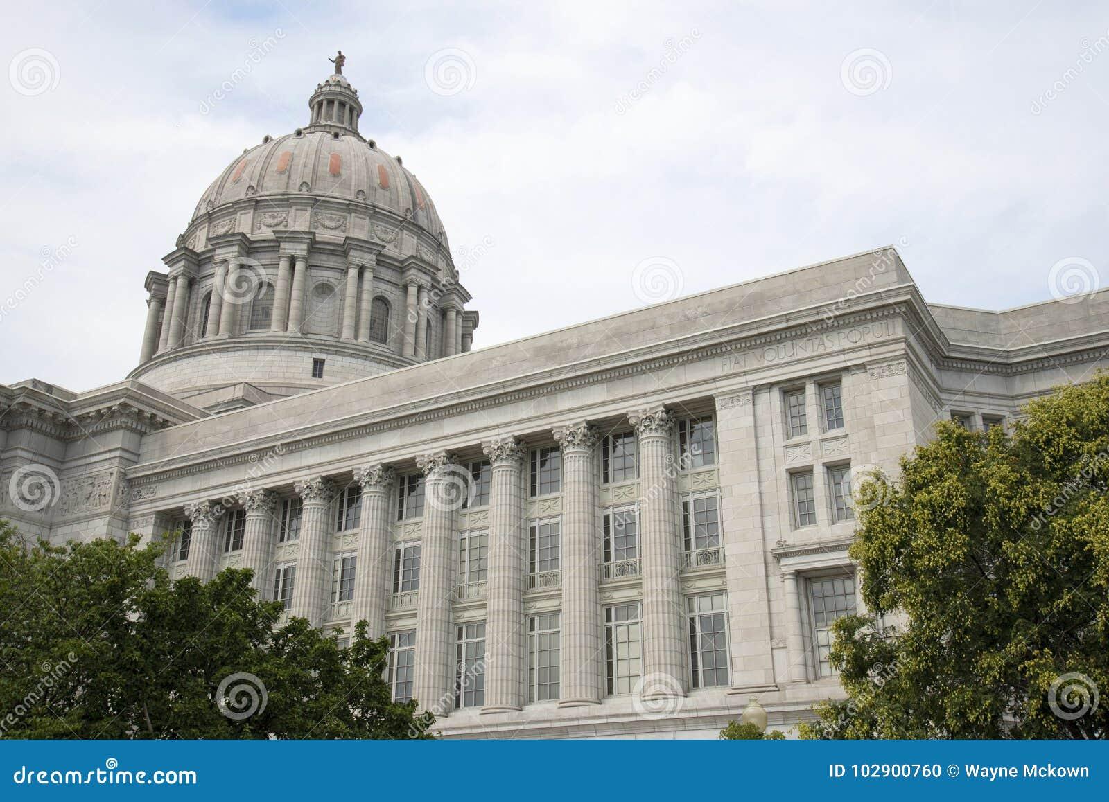 Stolicy stanu Missouri