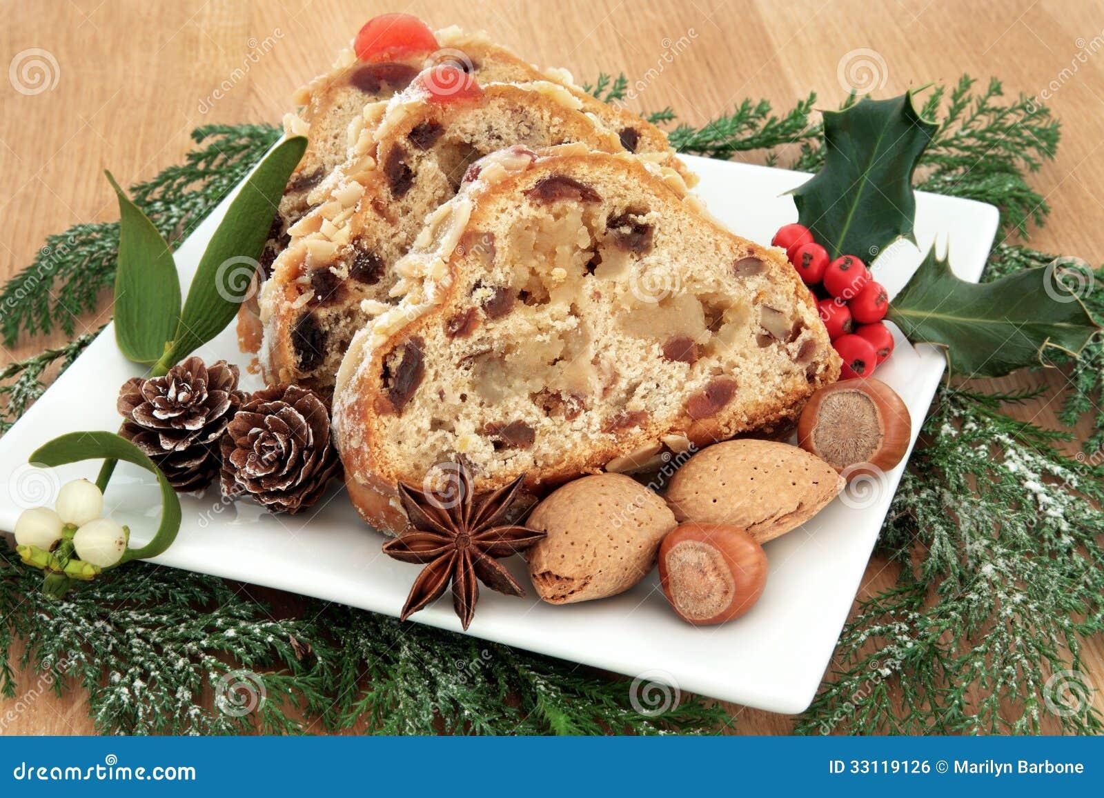 Cristmas Cake Decorative Sprigs