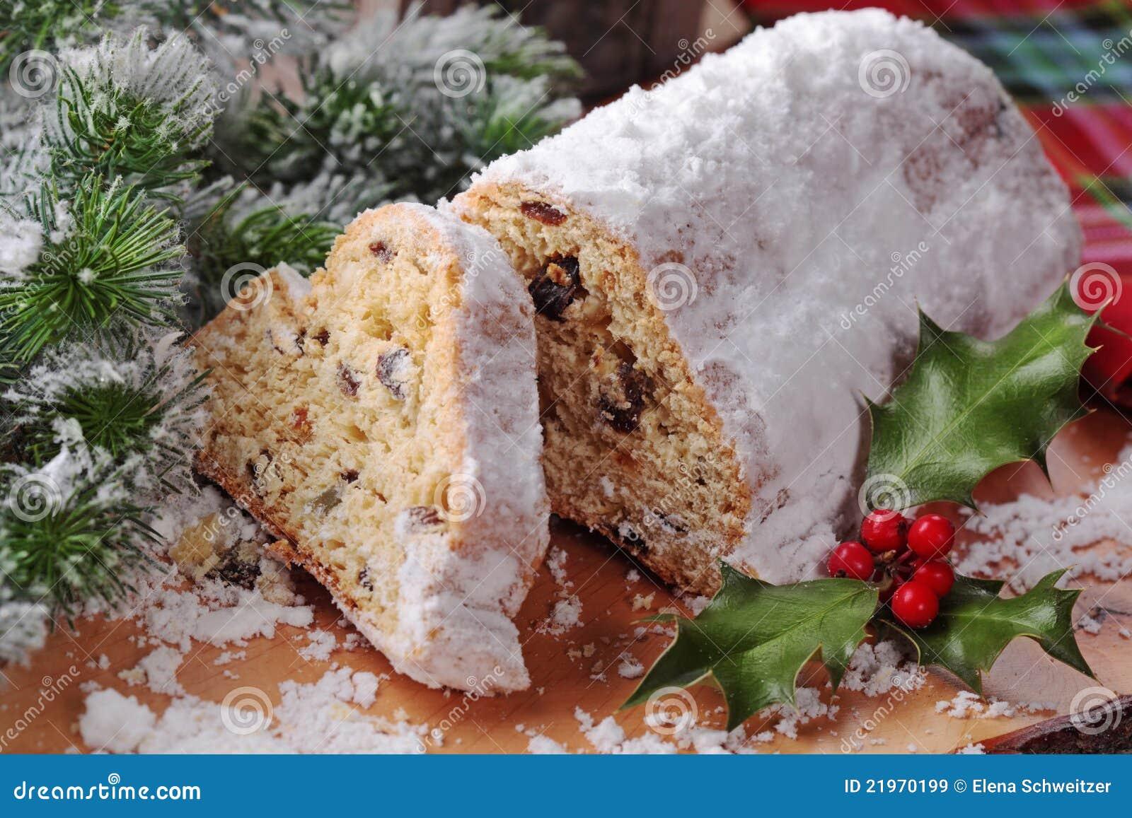 Stollen Kuchen