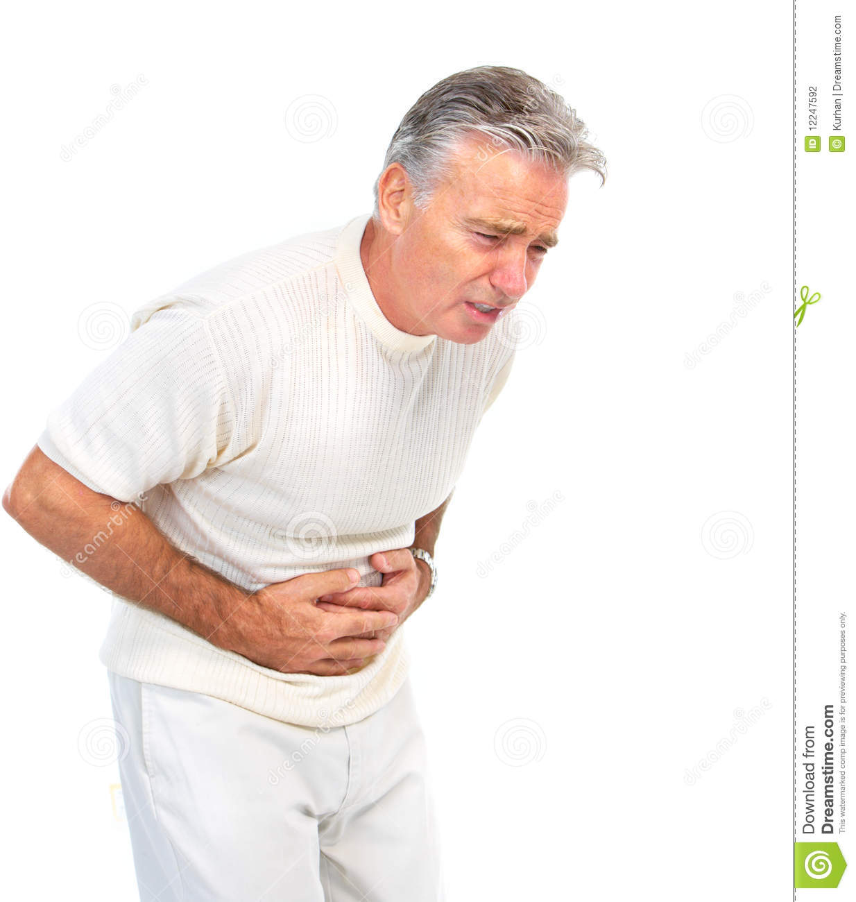 Stomach Pain When Eating Food