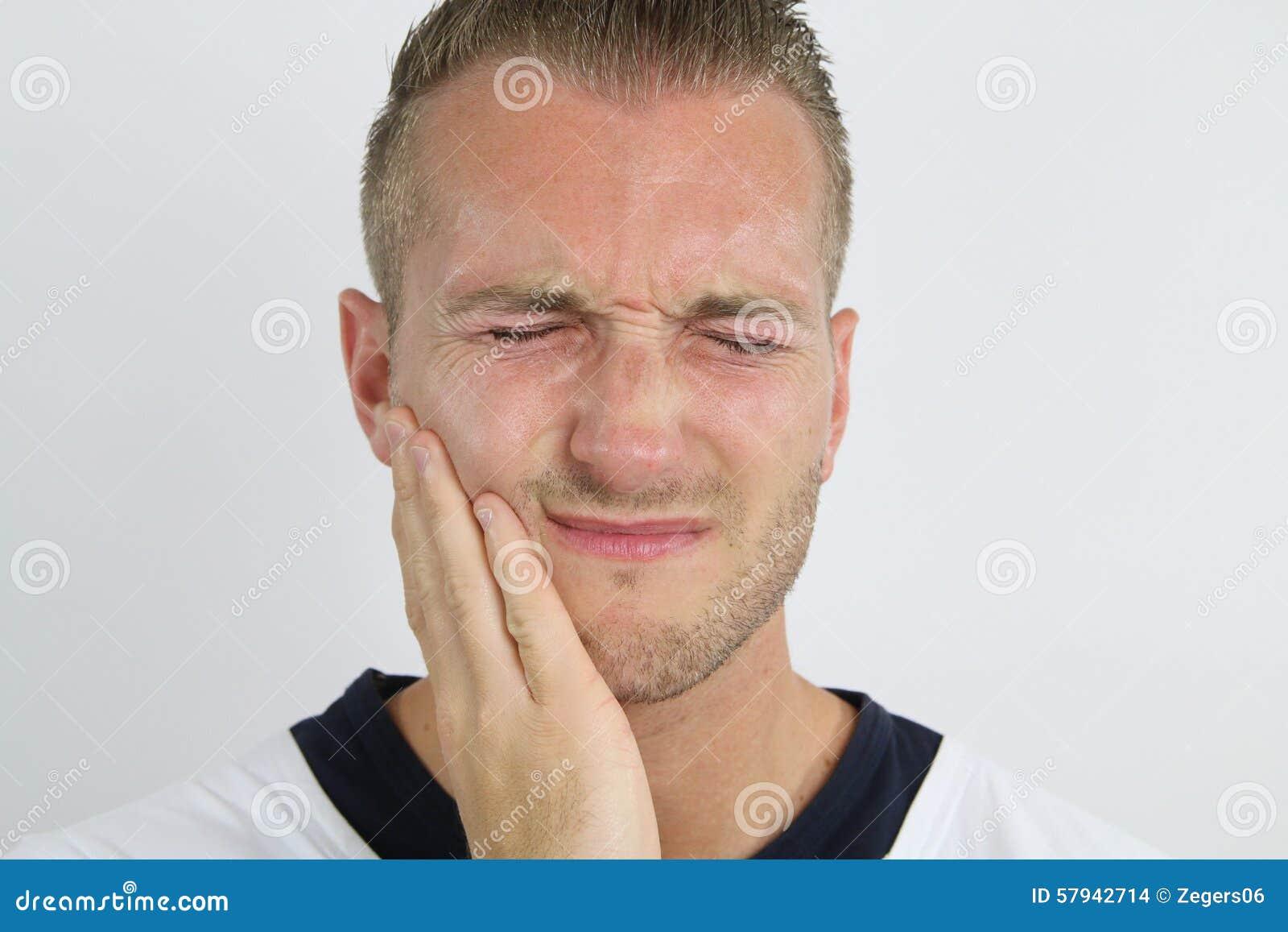 Stomatologiczny ból