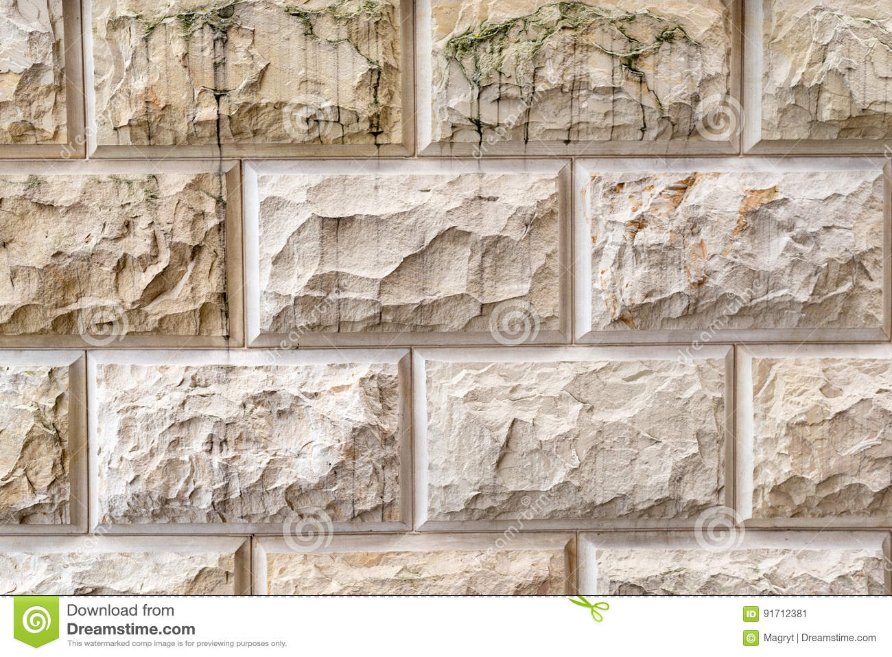 Stone Background Sand Wall Pattern Texture Yellow Natural Stone