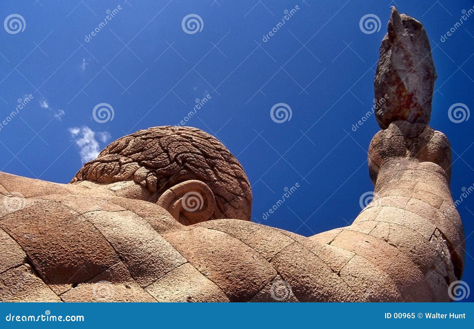 Stone barku