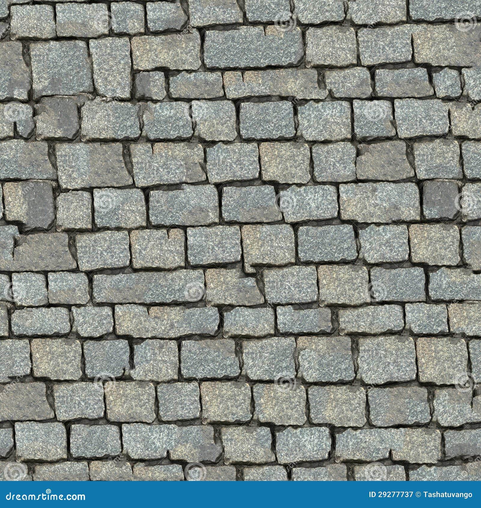 Stone Block Seamless Texture Royalty Free Stock