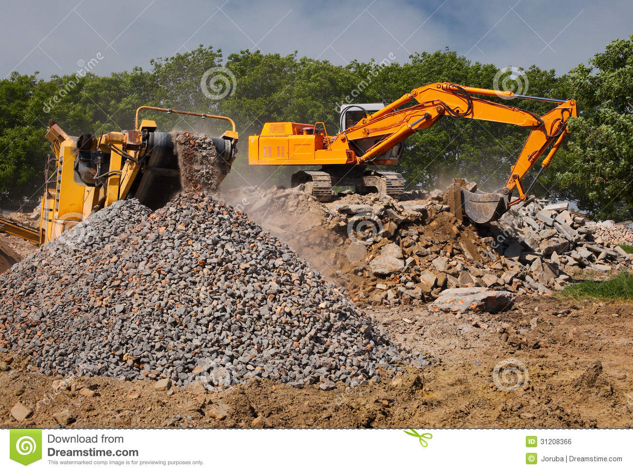 stone crusher business plan pdf