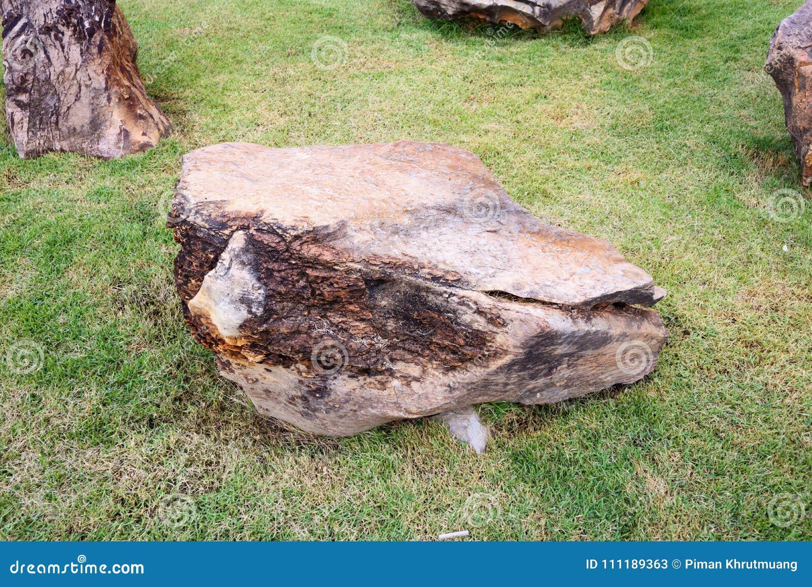 Stone decoration garden stock image. Image of stone - 111189363
