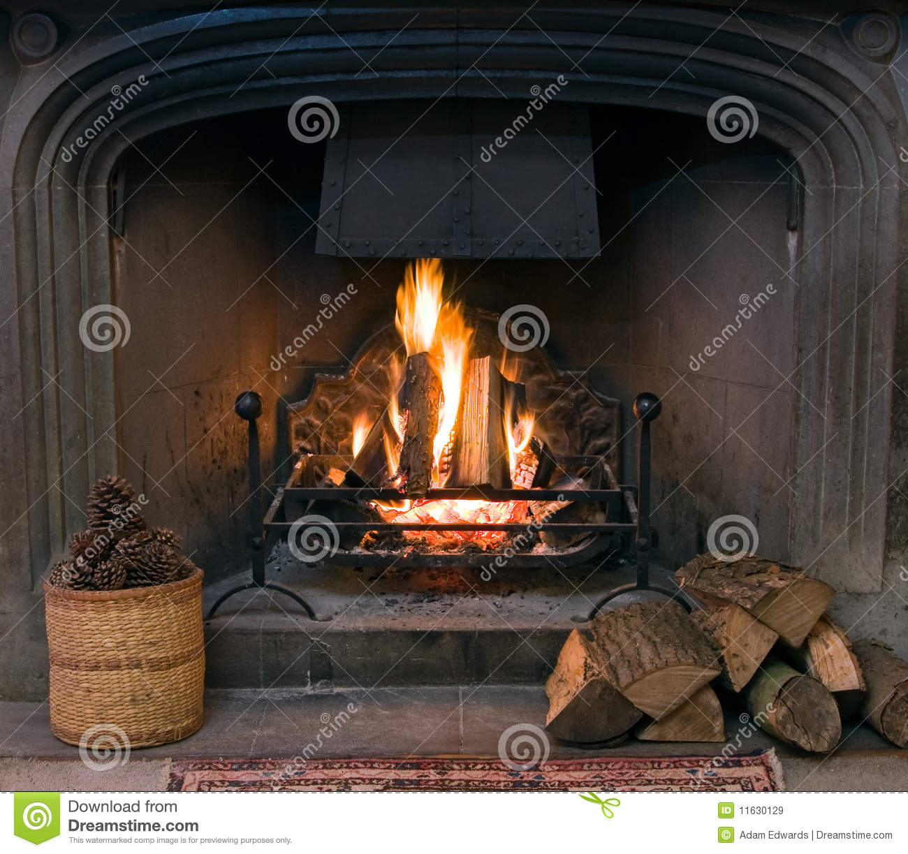 How To Build A Indoor Fireplace