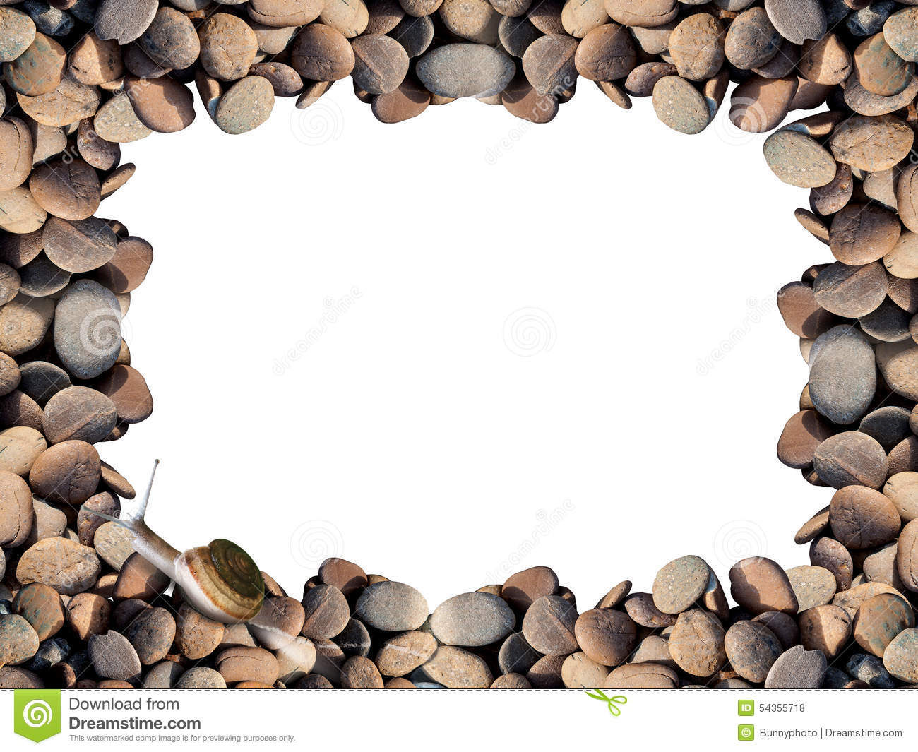 Stone frame stock photo image 54355718 Granite a frame plans