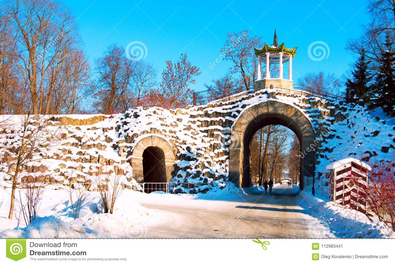 The stone labyrinth
