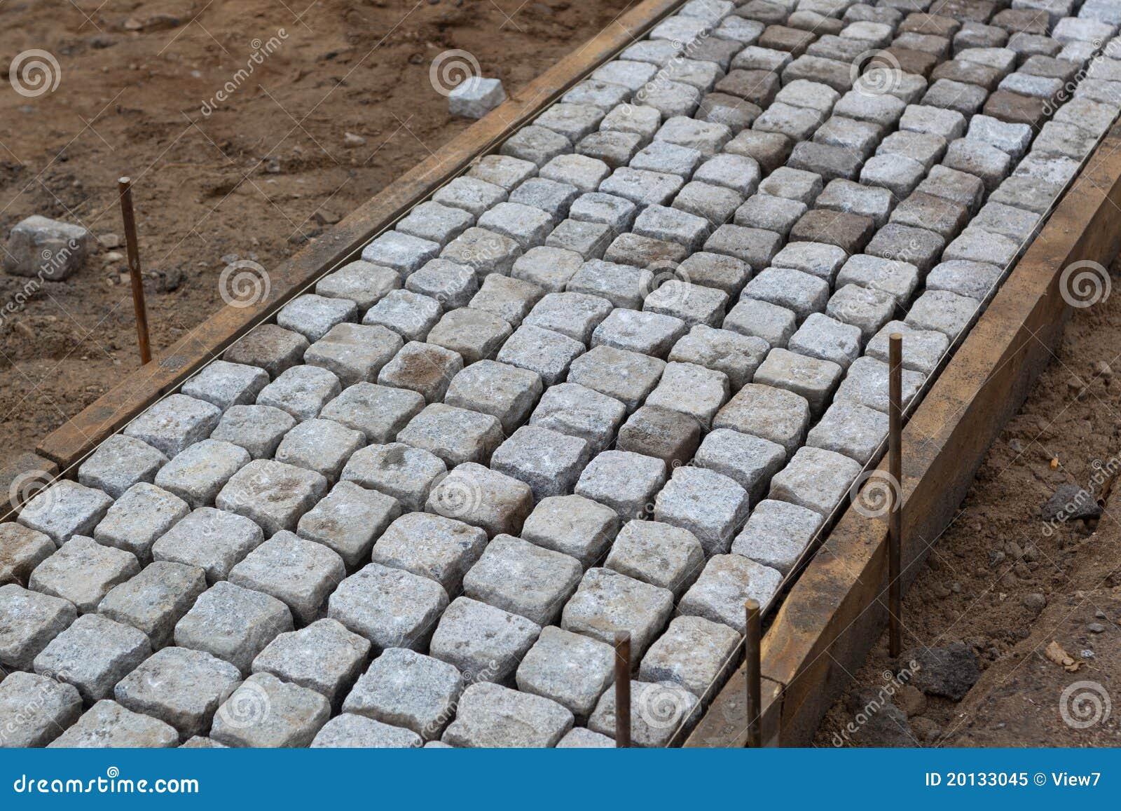 patio block layout gear
