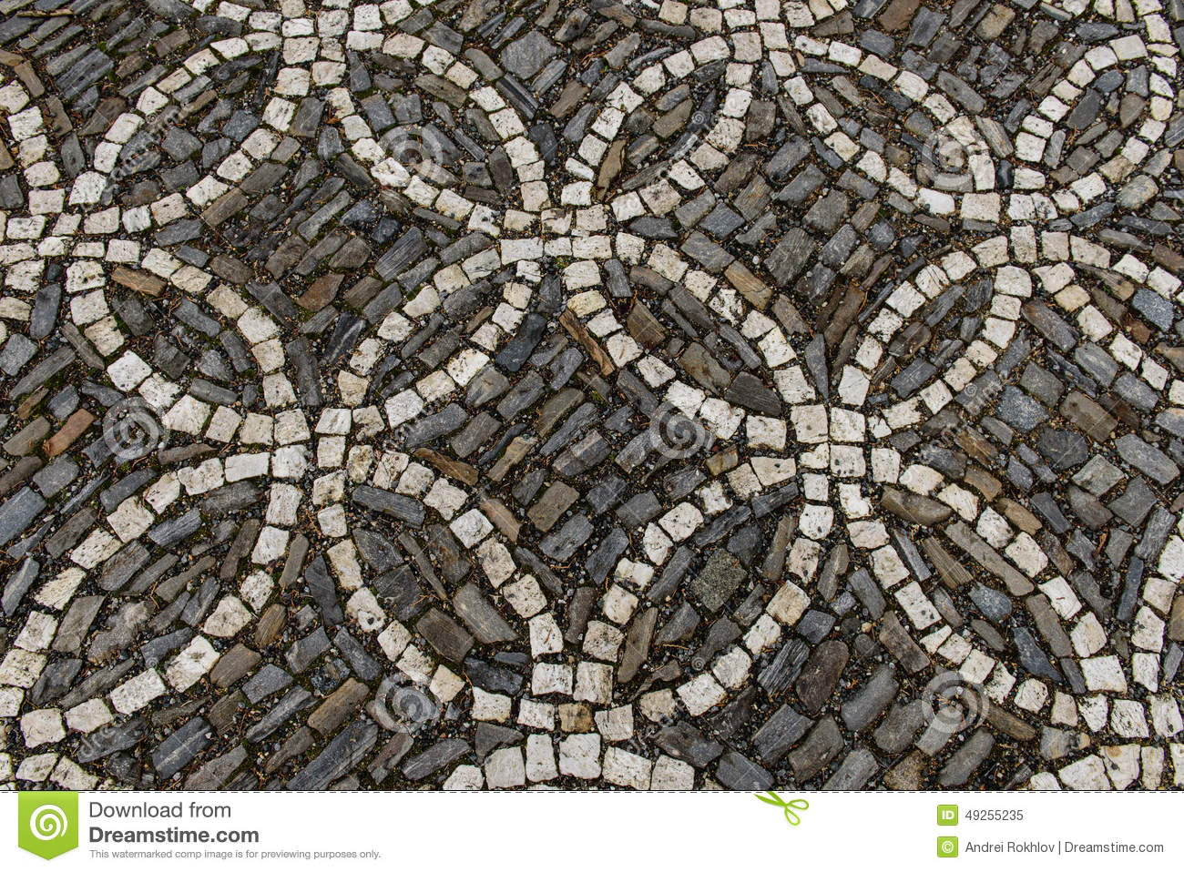 Stone paving texture stock photo image 49255235 for Abstract salon tucson