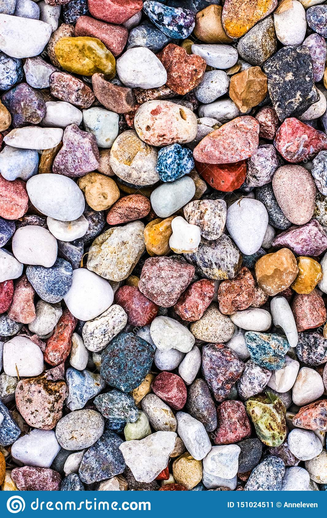 Stone Pebbles Background Texture, Landscape Architecture ...