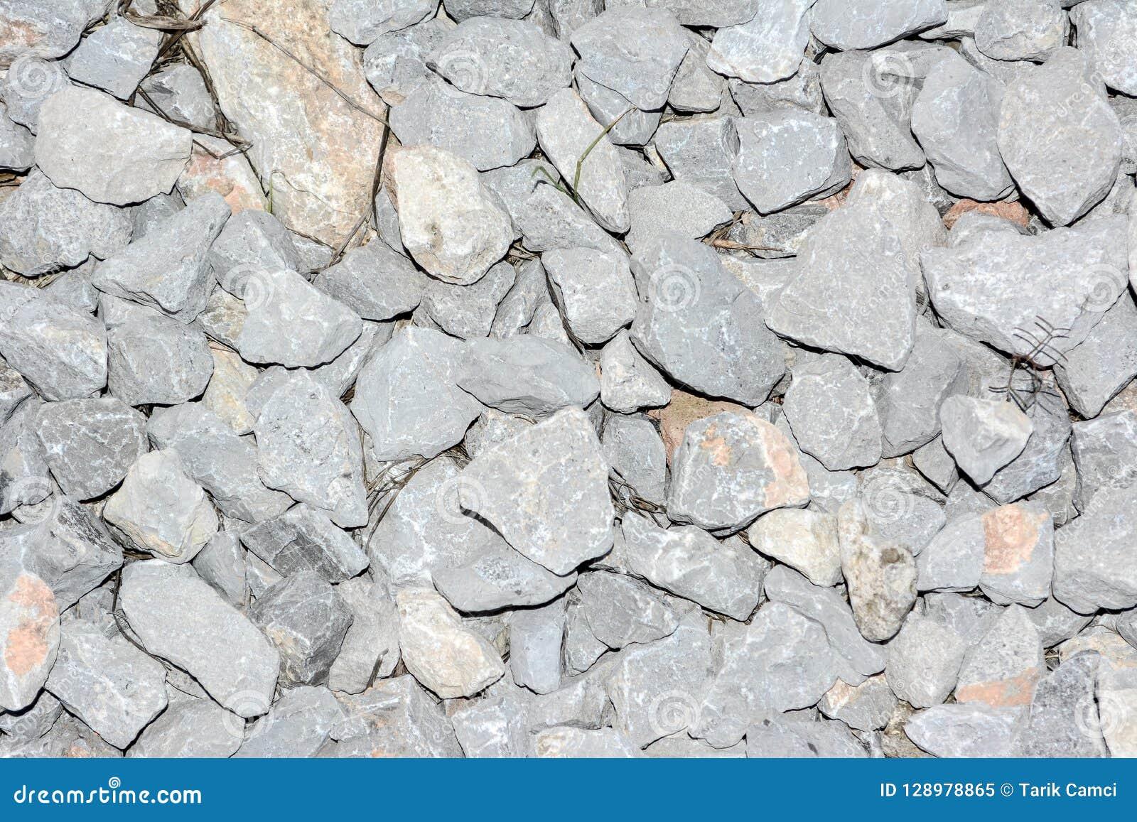Stone pieces