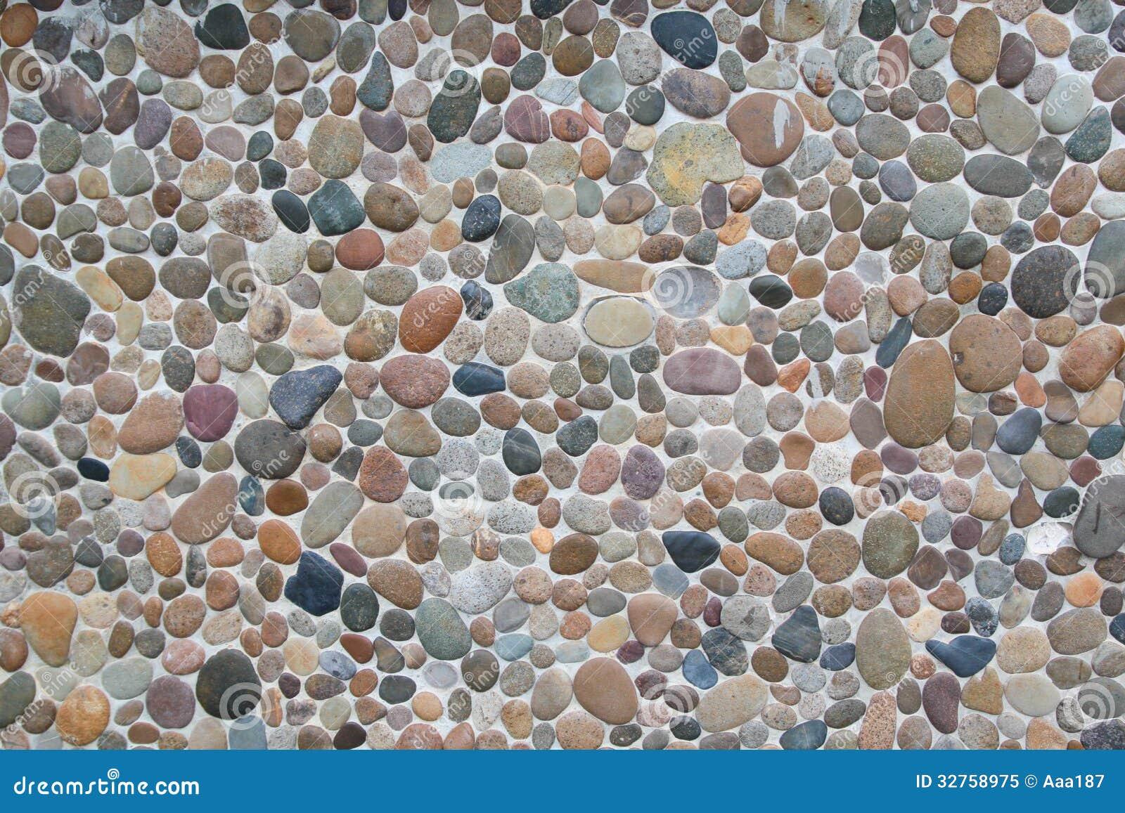 Pentagon Shaped Pattern On A Stone Floor Flooring : Stone rock floor pattern stock image of ground