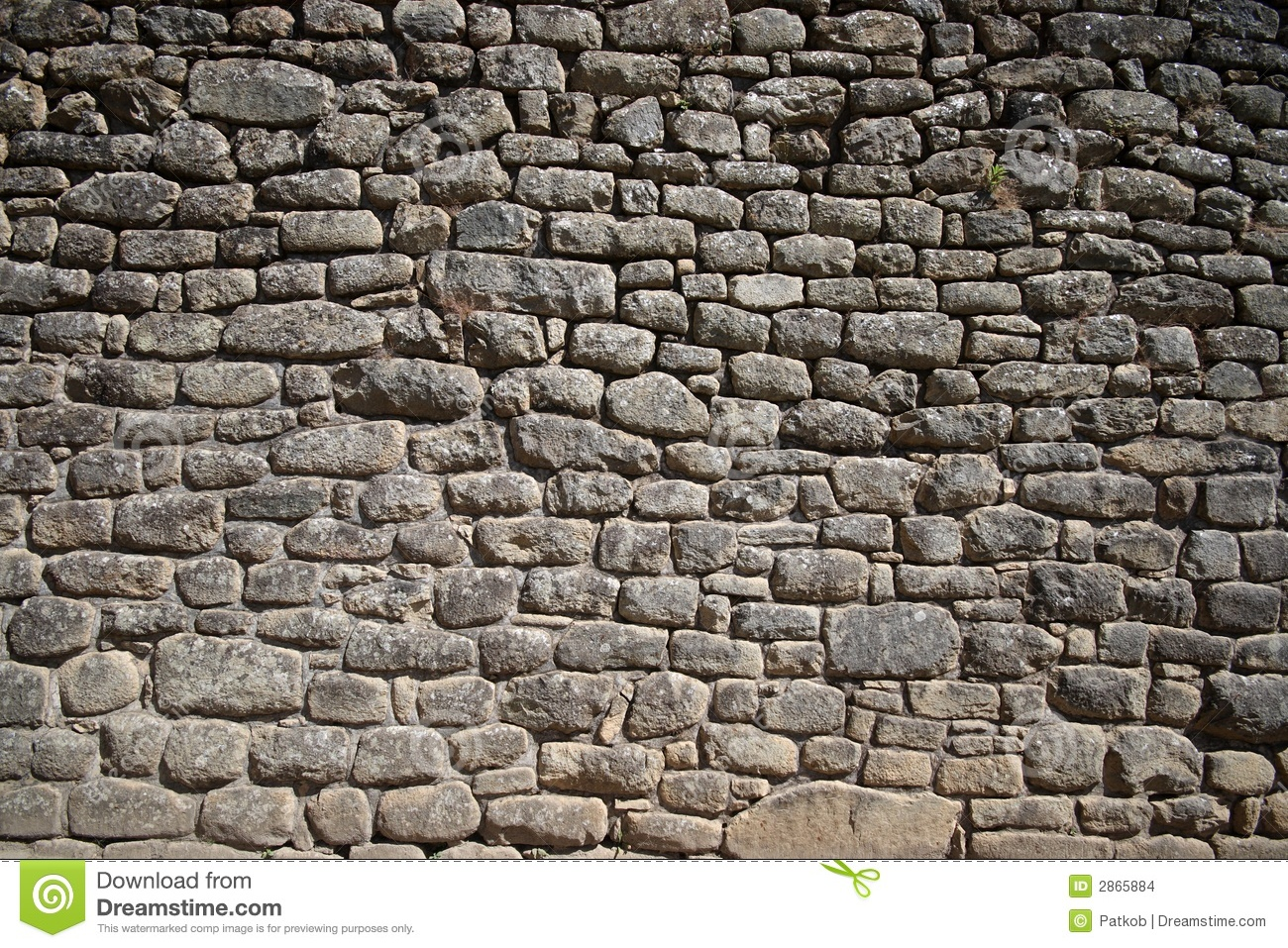 stone rock wall stock photo image of backgrounds textured 2865884. Black Bedroom Furniture Sets. Home Design Ideas