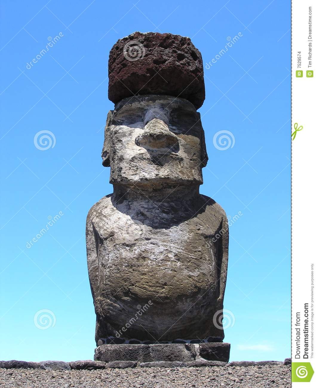 a review of the stone statues of easter island Easter island's silent sentinels: the sculpture and architecture of rapa nui  is  the first to examine in detail the island's vernacular architecture, often  overshadowed by its giant stone statues  colonial latin american historical  review.