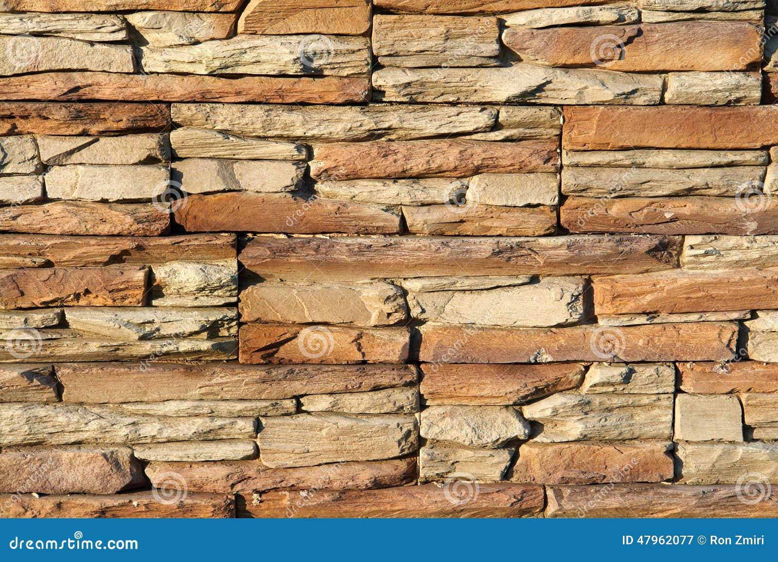 Stone Stucco Wall Stock Photo Image 47962077