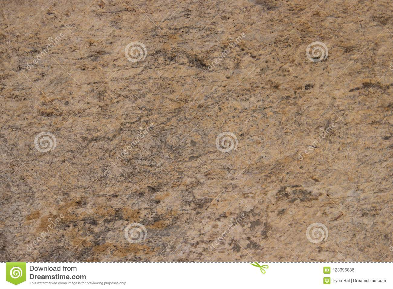 Stone Background Light Yellow Color Stock Photo Image Of Build