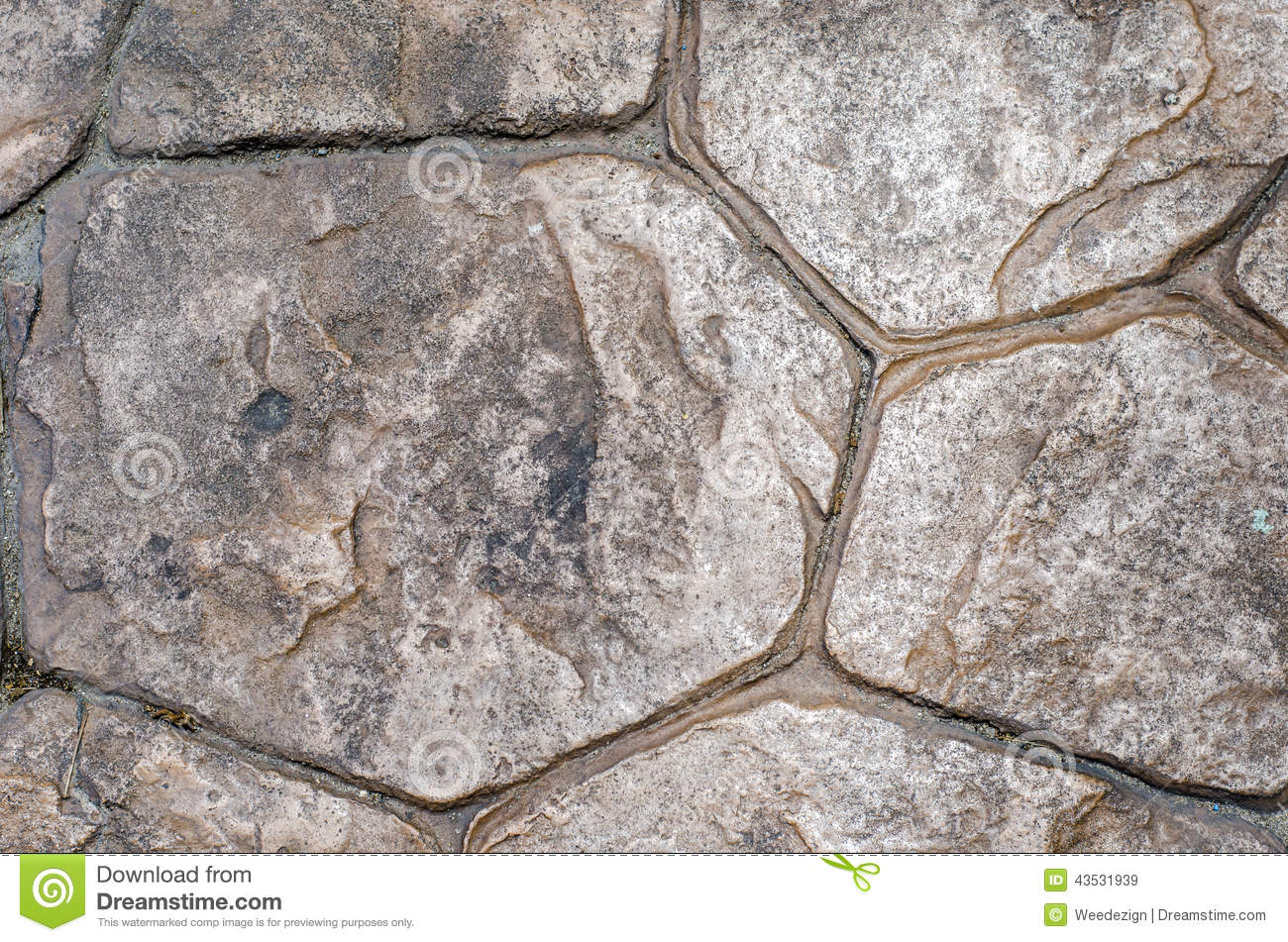 Stone Tile Background Texture,decorative Floor Royalty Free Stock Images