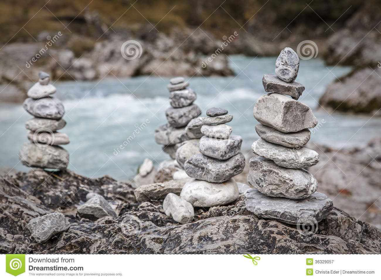 Stone Towers Royalty Free Stock Photography - Image: 36329057
