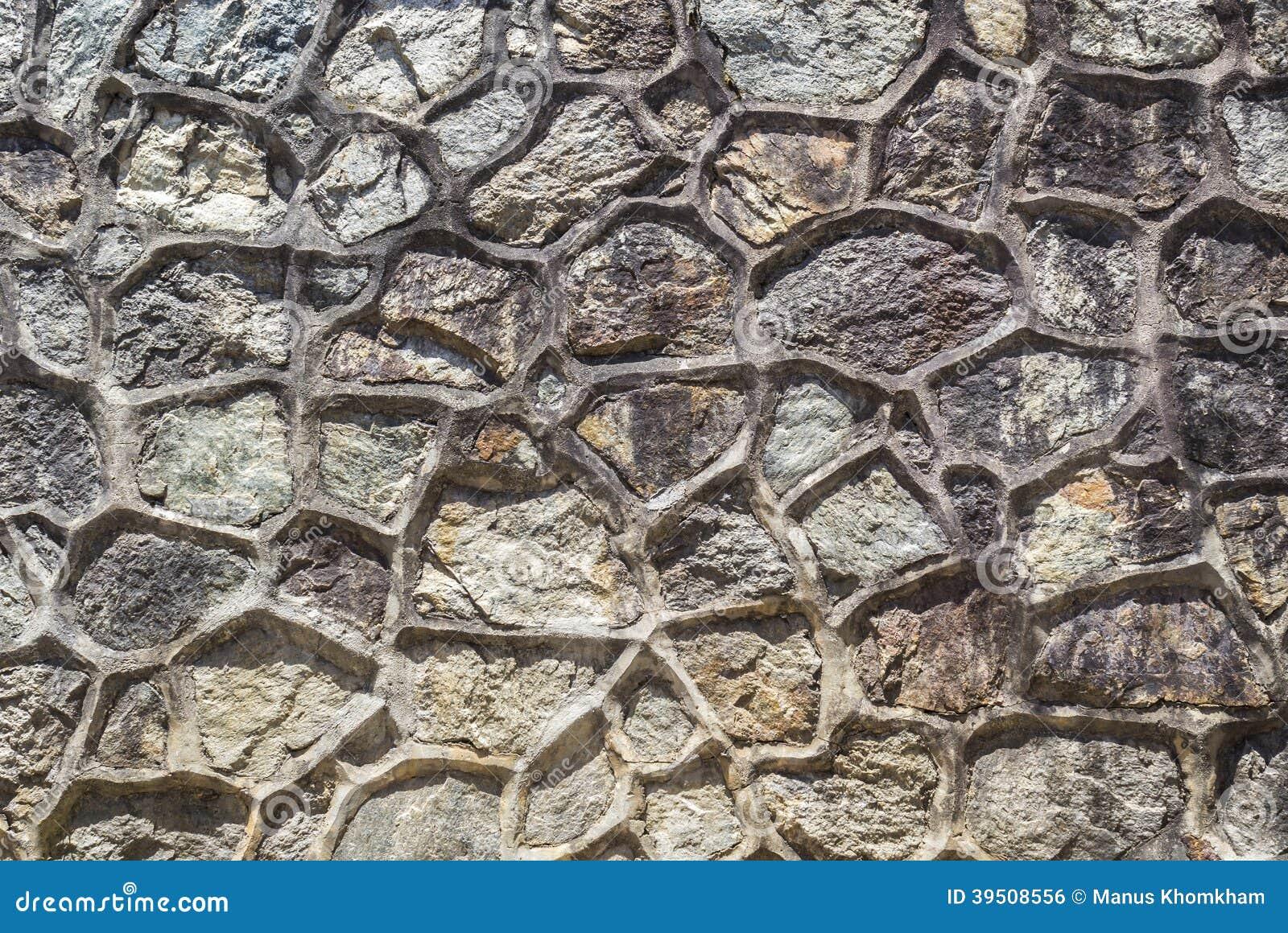 Stone wall bacground