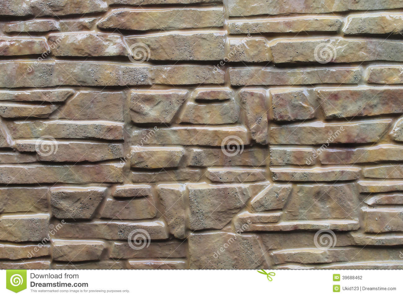 Stone Wall Background Concrete Slab Granite Strength Strong Stock ...