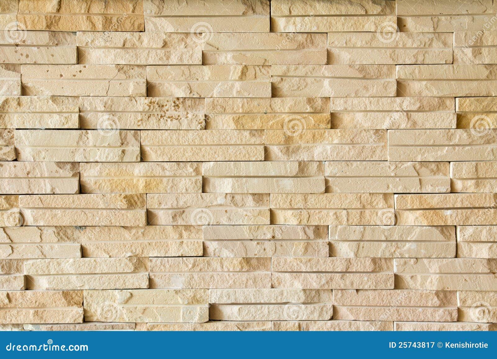 Stone wall background horizontal