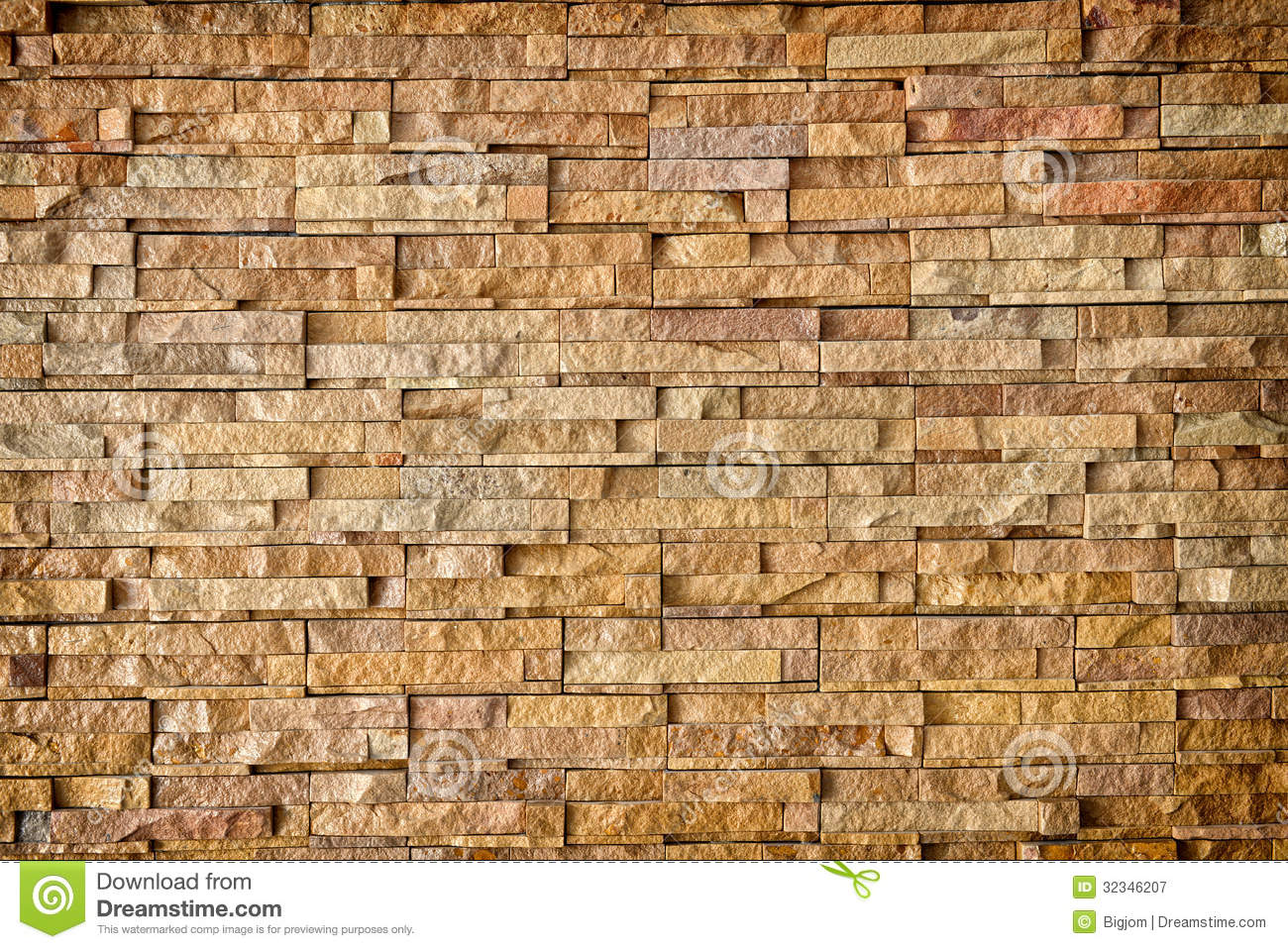 Stone Wall Cladding Stock Image Image Of Exterior Pieces