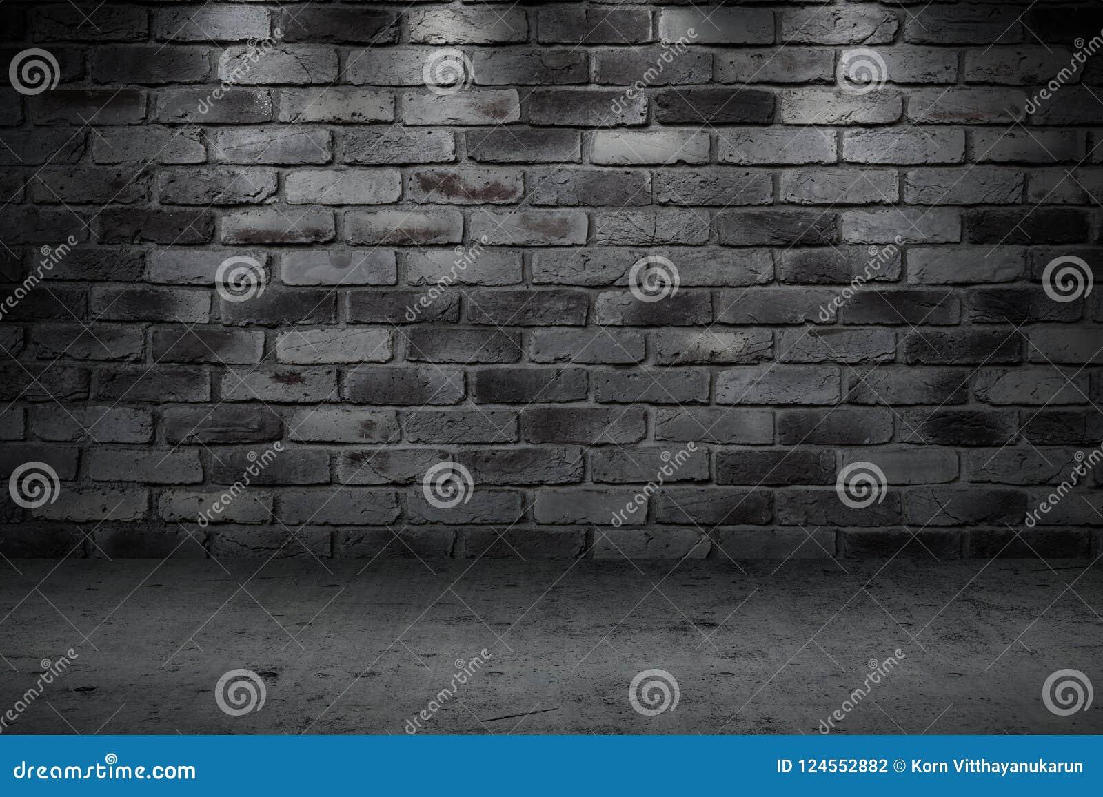 Stone wall dark night alley quiet street