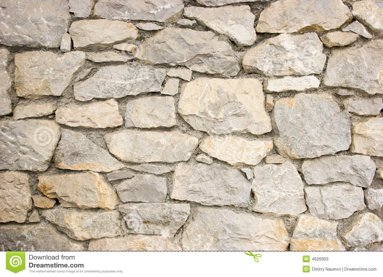 Stone Wall Pattern Stock Photos Image 4626903