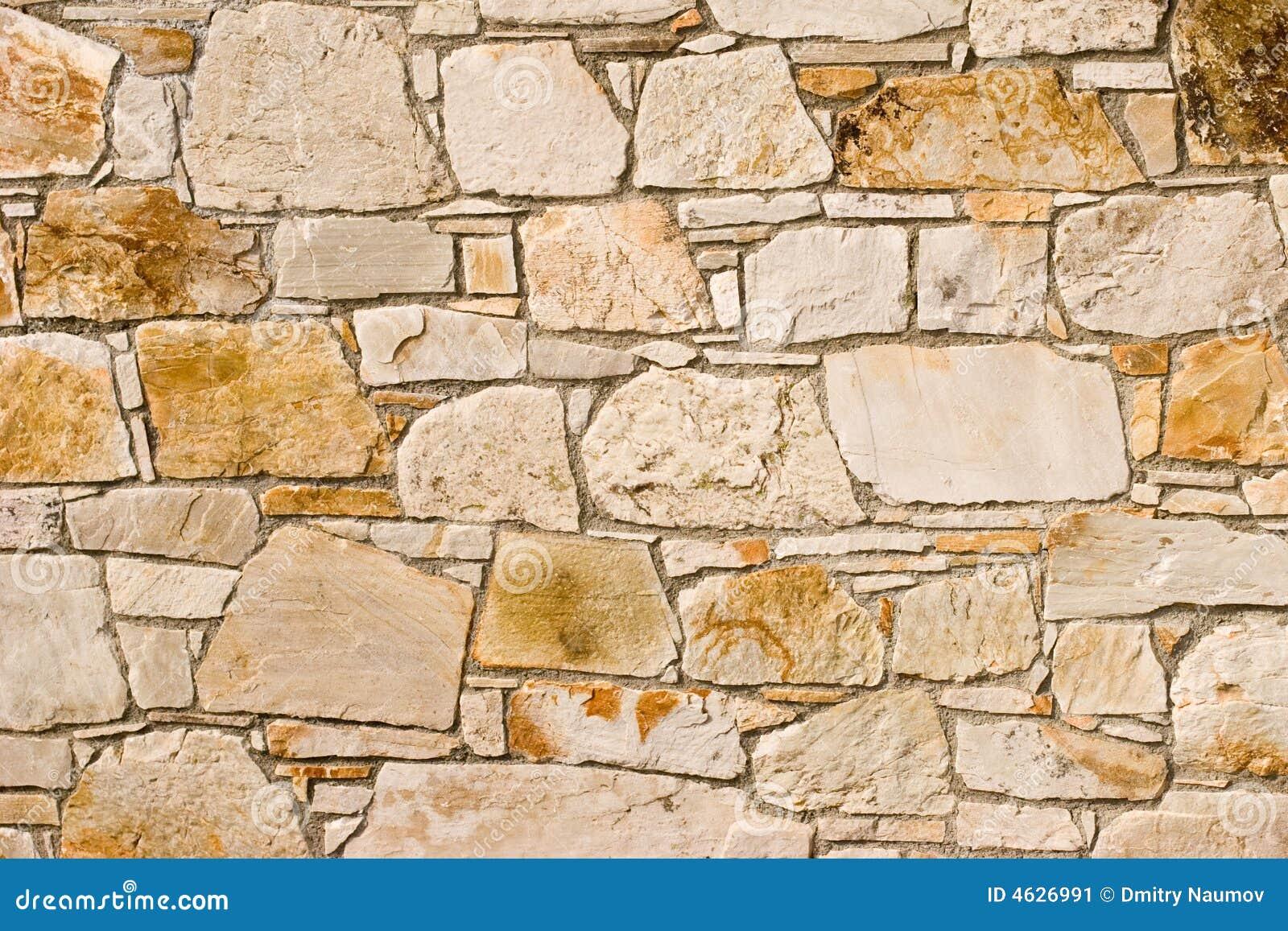 Stone Wall Pattern Stock Image Image 4626991