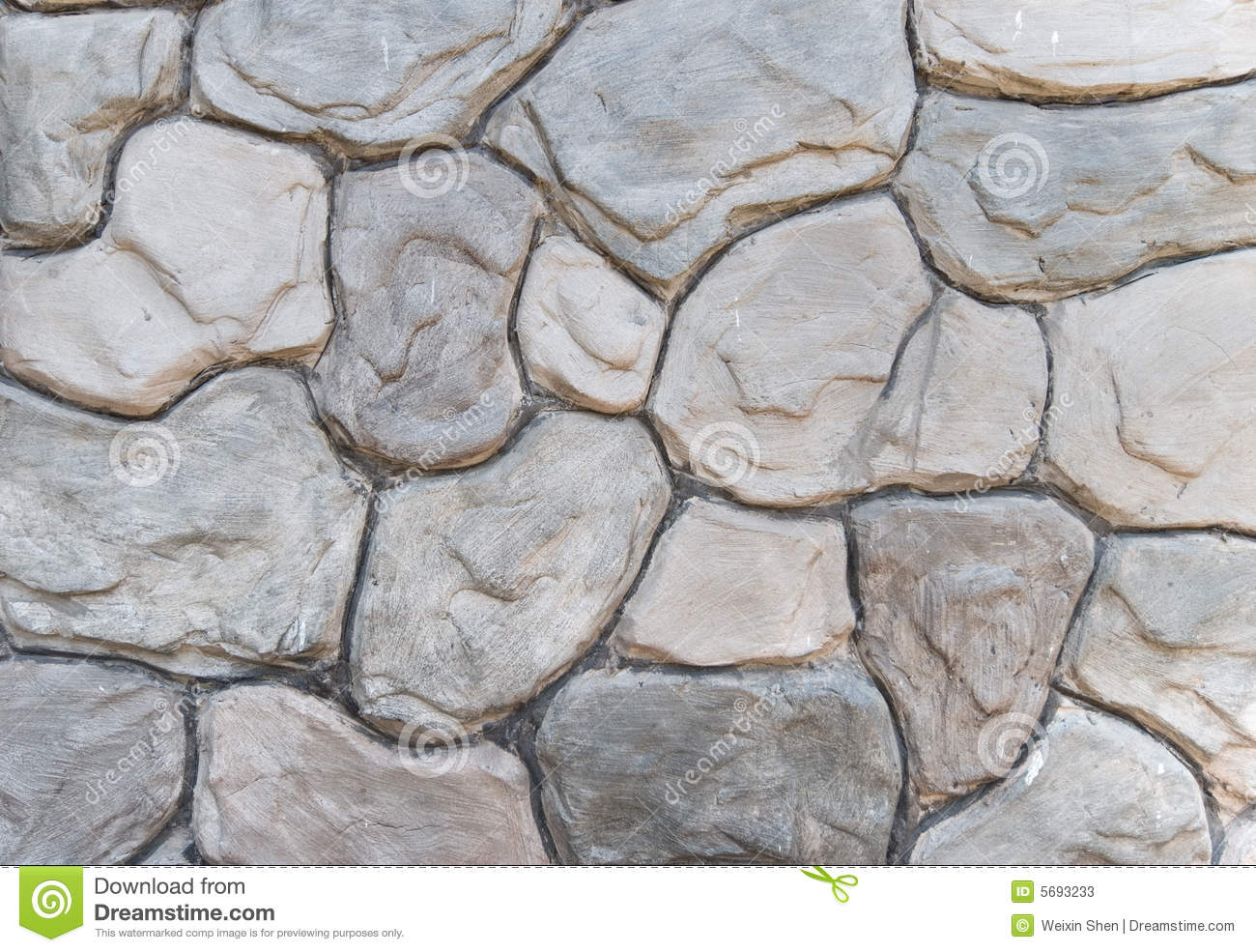 Stone Wall Pattern : Stone wall pattern stock image of unshaped metope