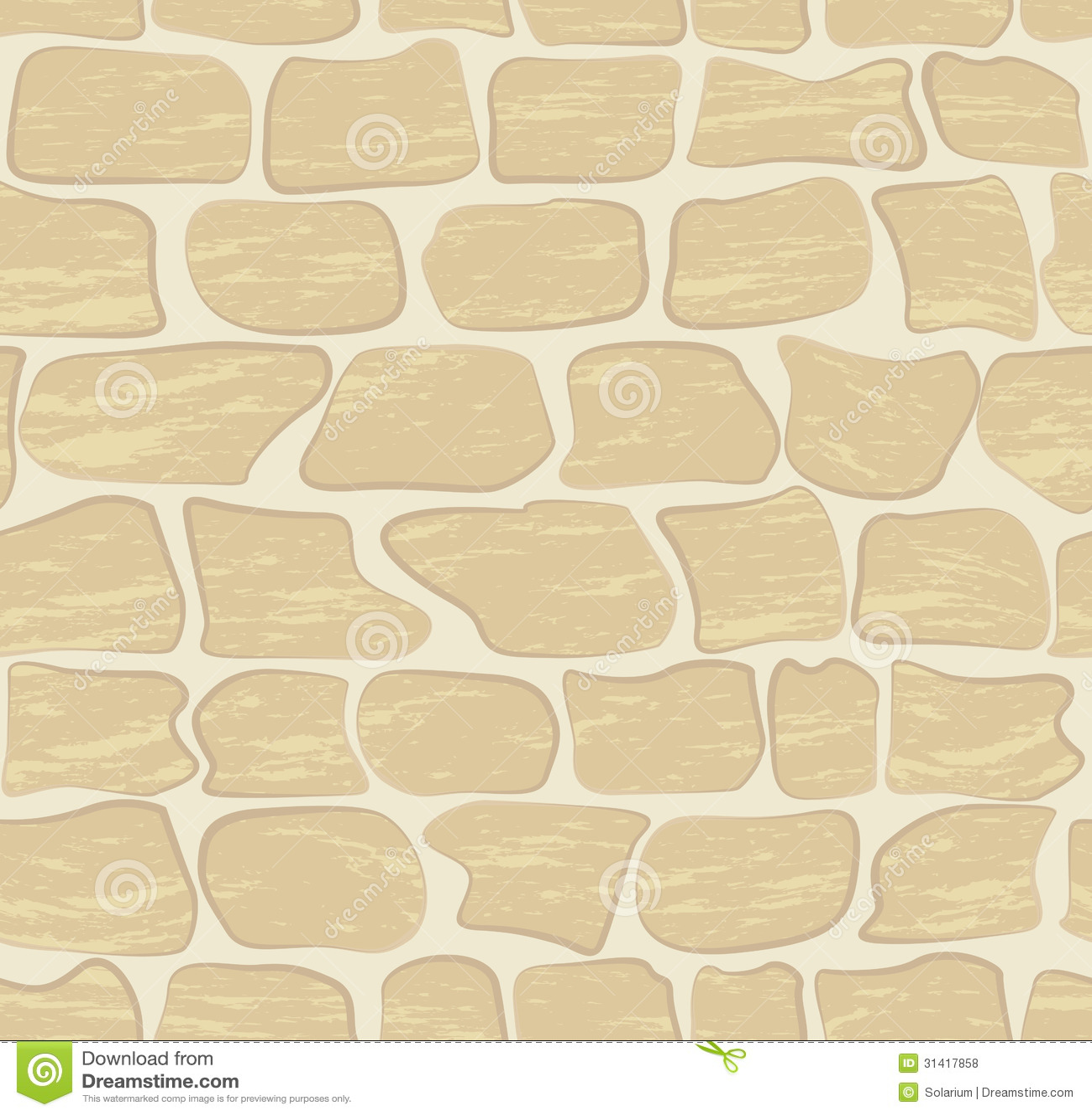 Stone Wall Royalty Free Stock Photos Image 31417858