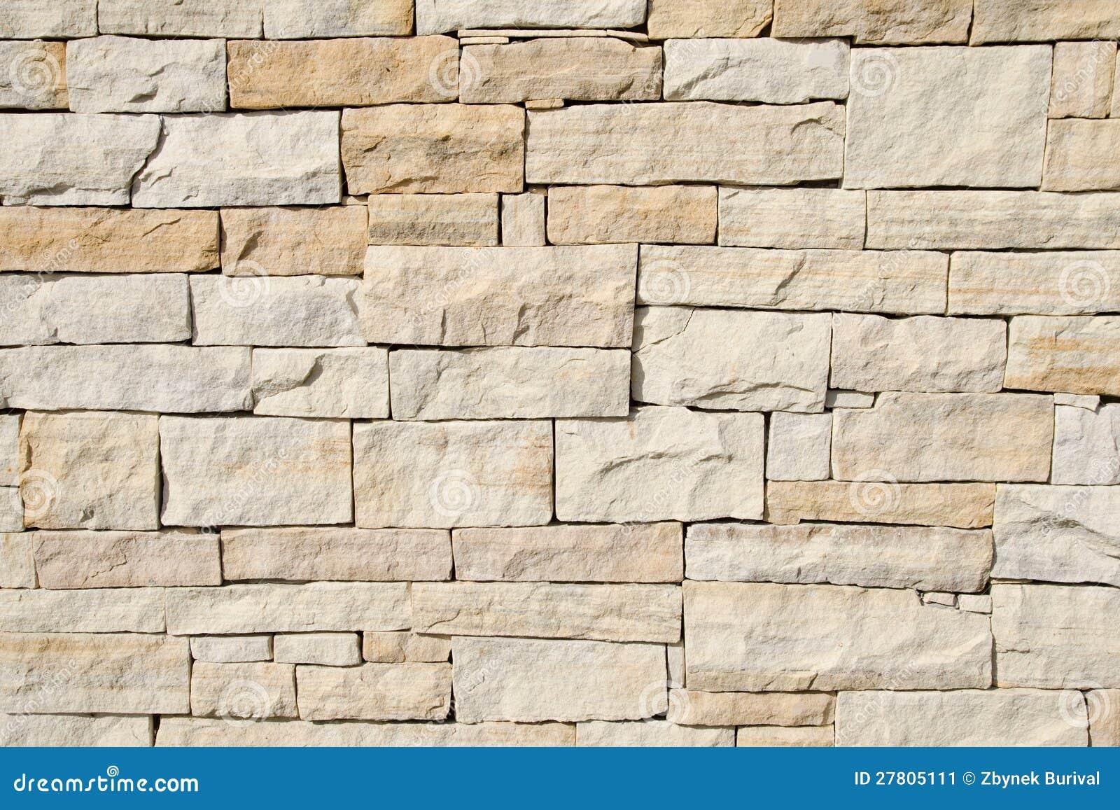 Stone Wall Texture Stock Image Image Of Background Masonry 27805111