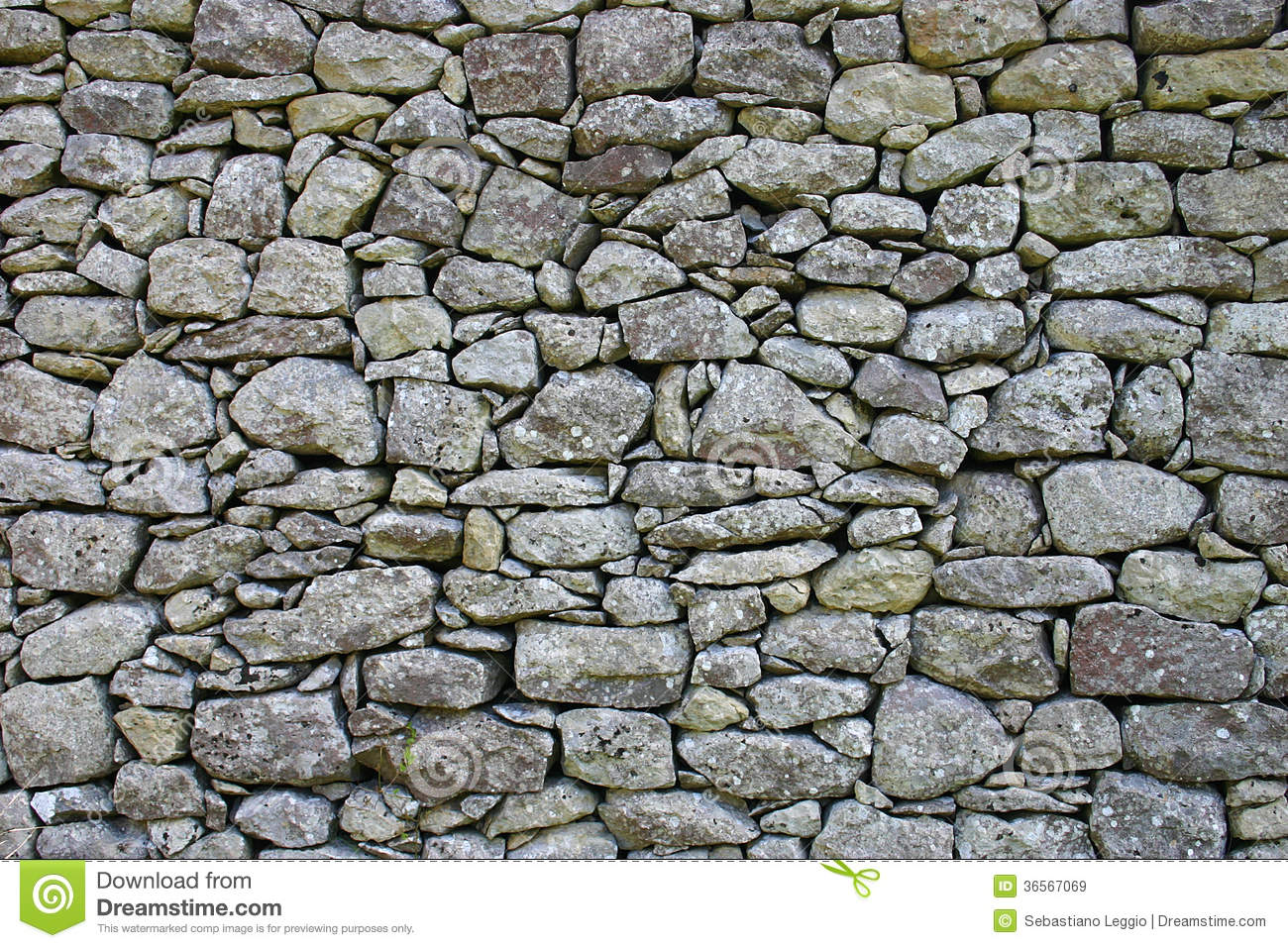 Stone Wall Texture Stock Image Image Of Stack Italy