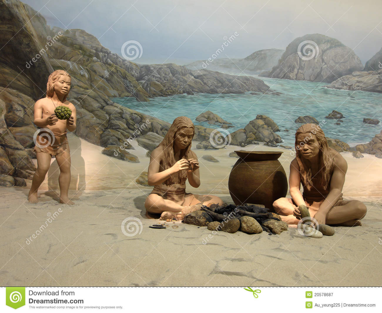Stoneage Familie