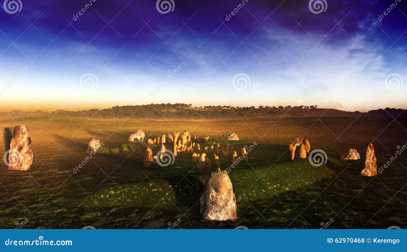 Stonehenge de Irlanda