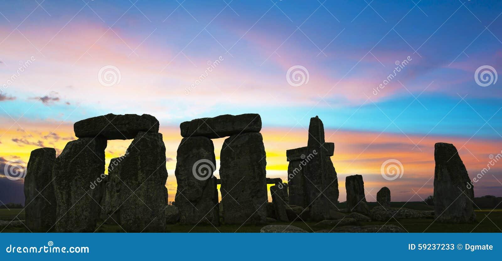 Stonehenge Großbritannien K