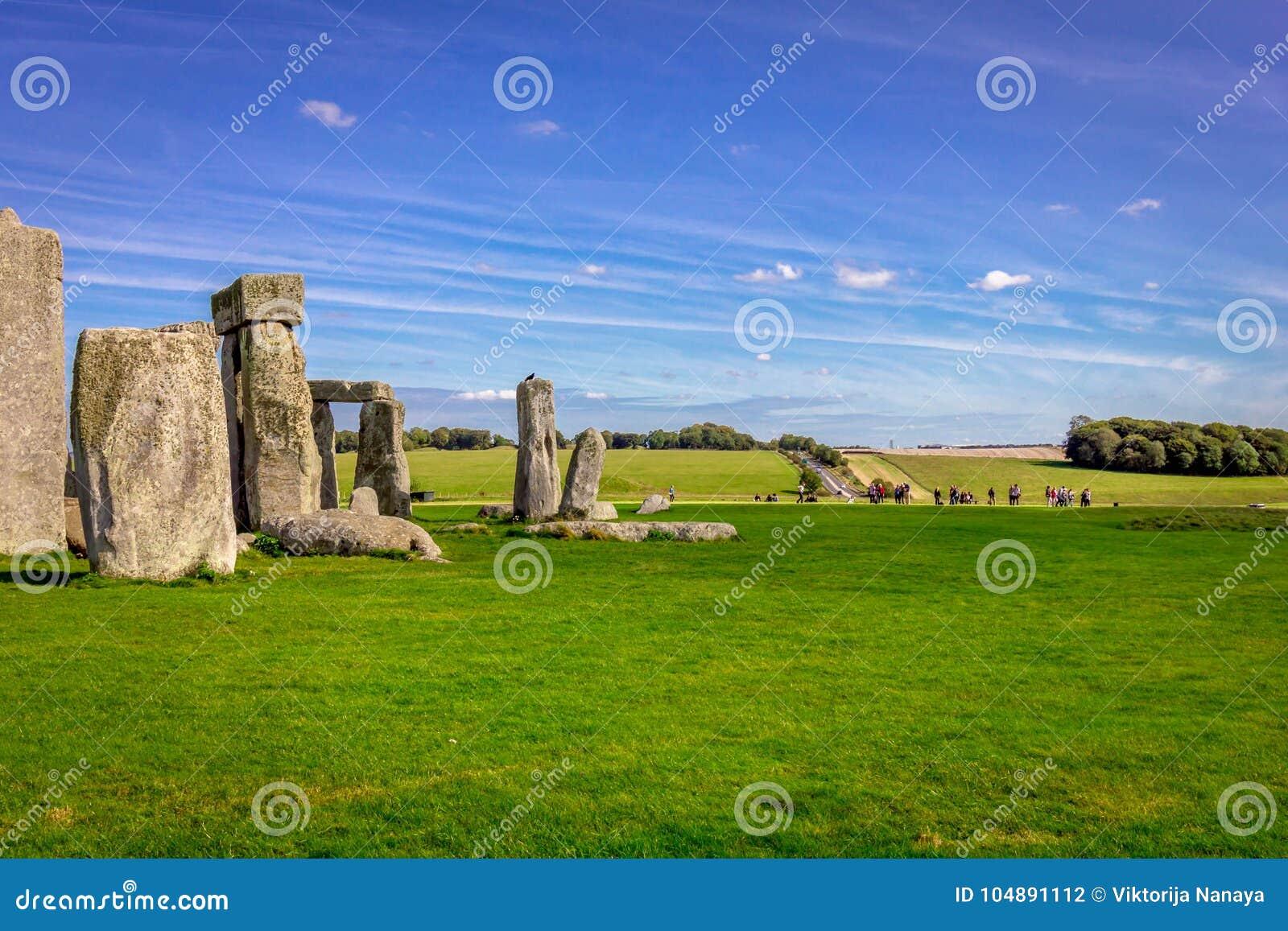 Stonehenge in Inghilterra
