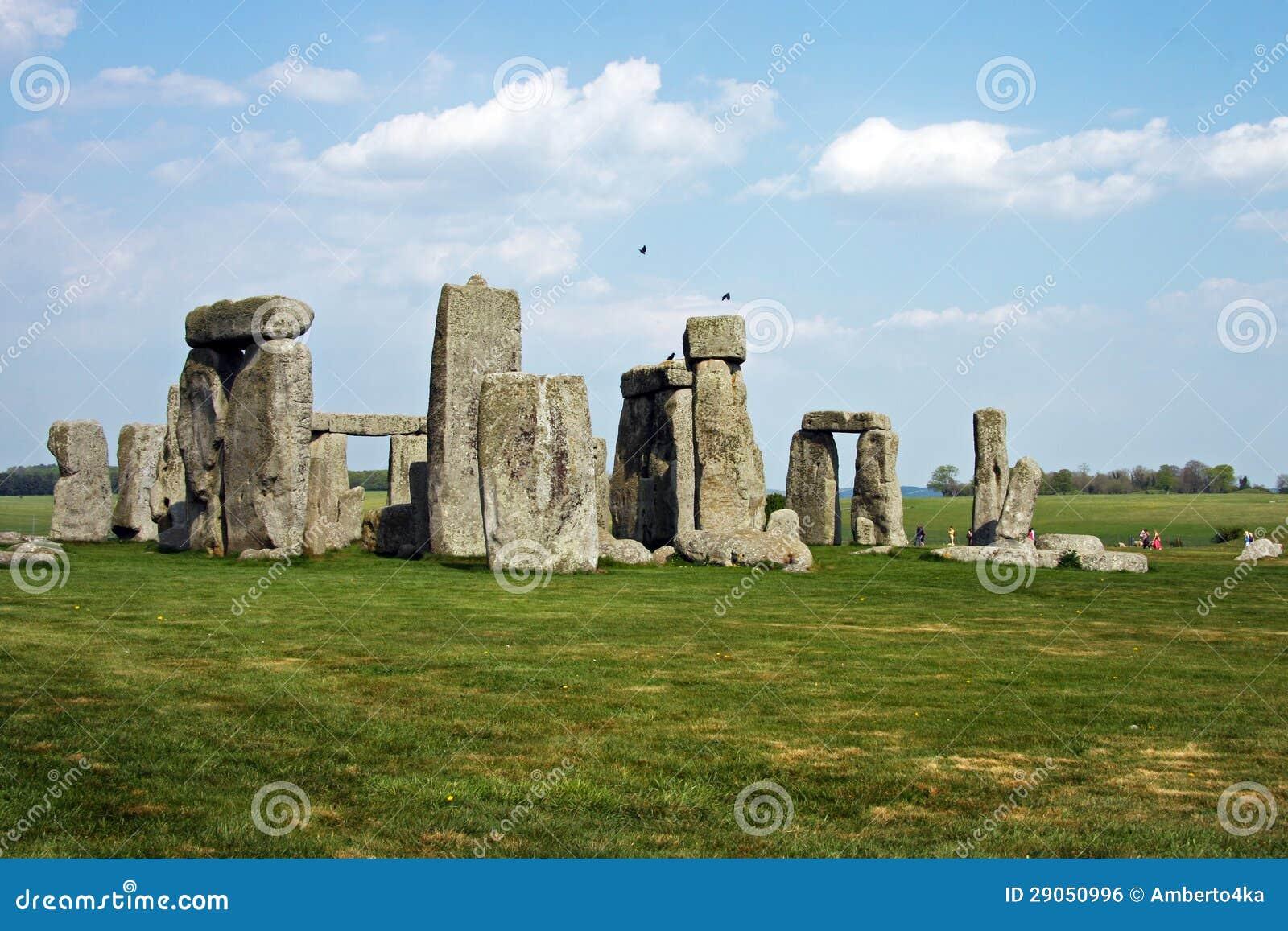 Stonehenge misterioso
