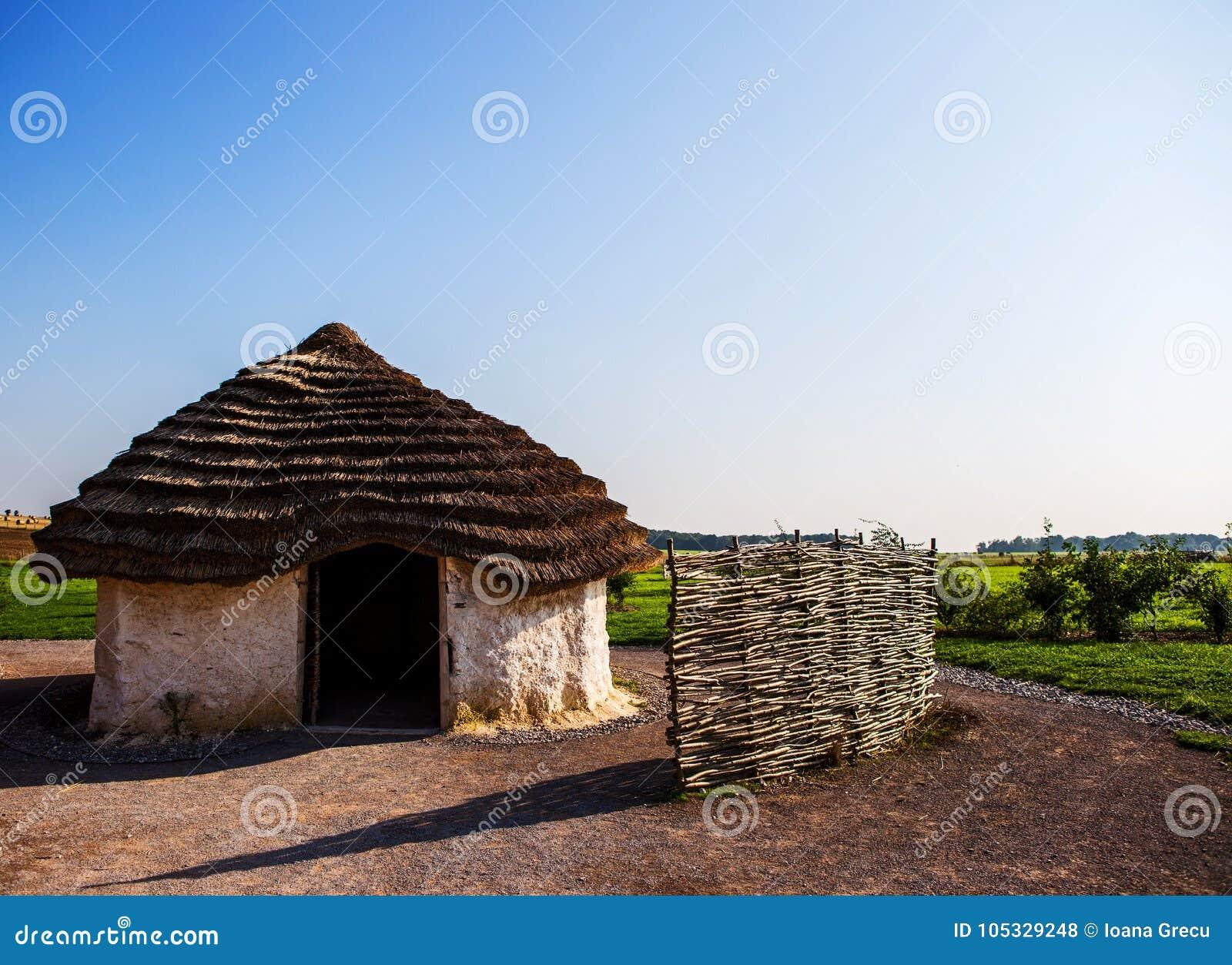Stonehenge visitors` center