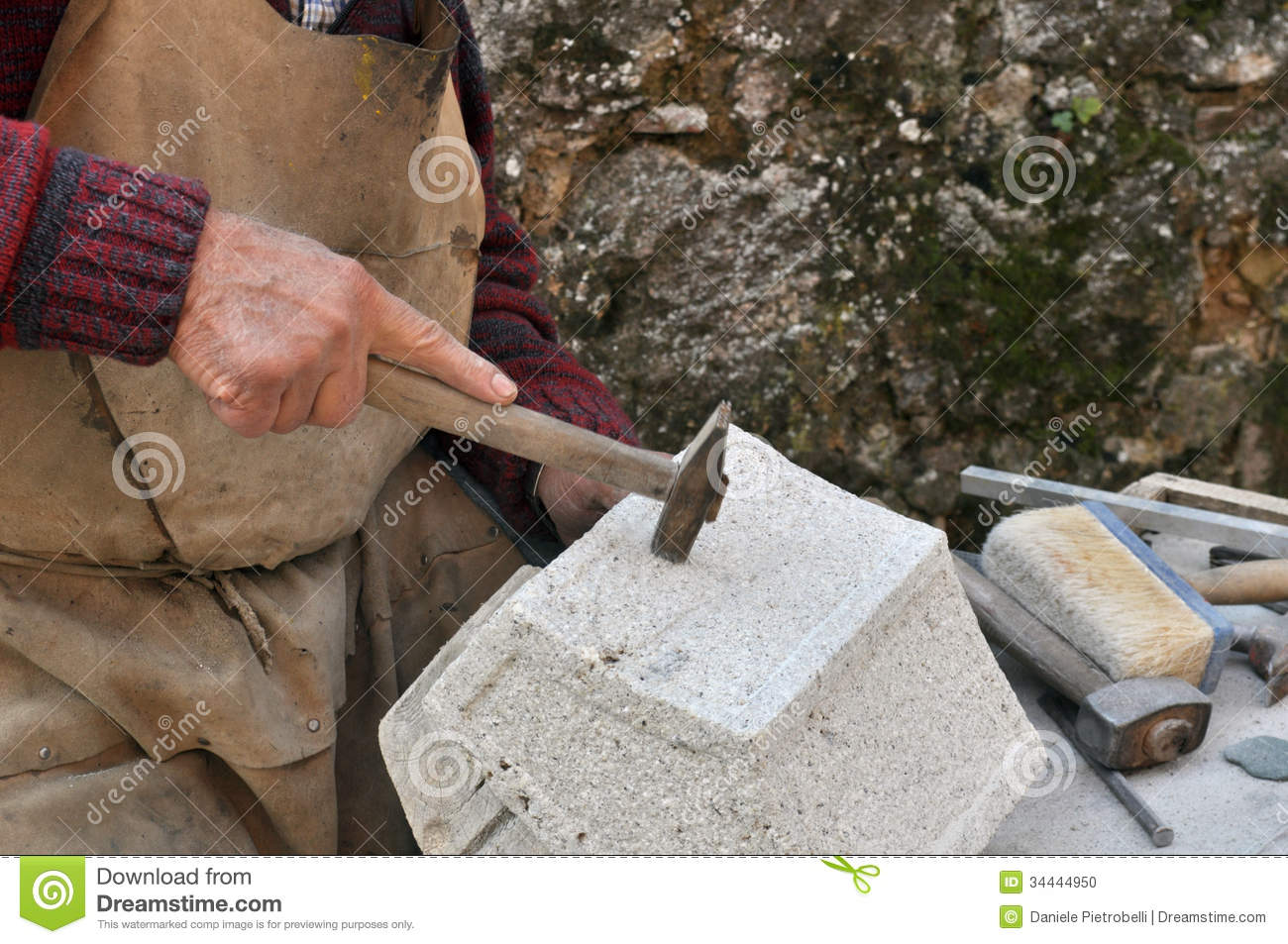 how to become a stonemason in australia