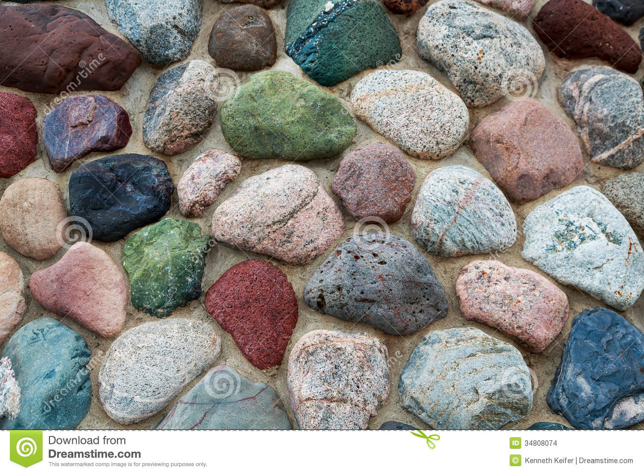 Color Of Marble Rock : Stones of color stock photo image impenetrable