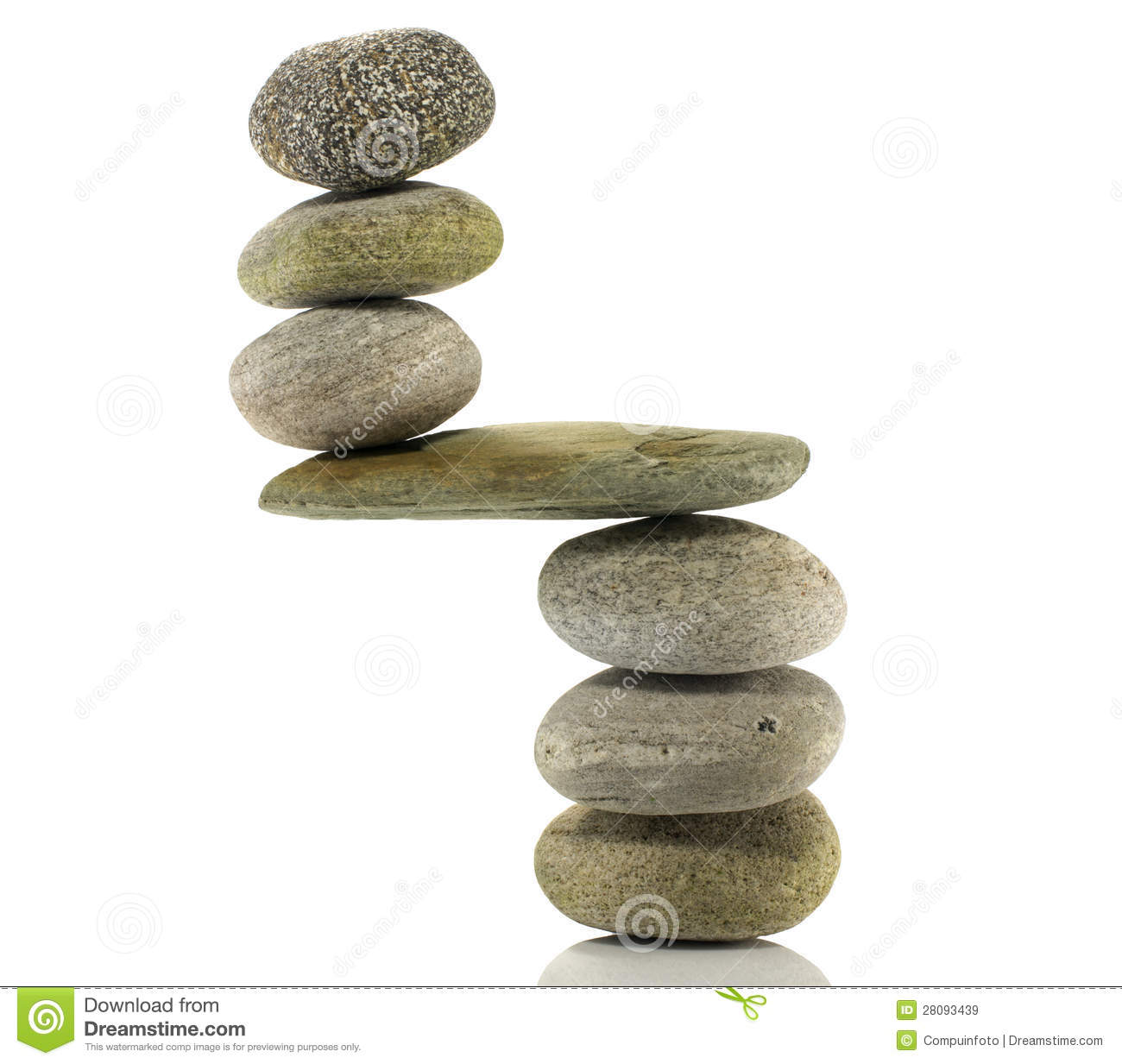 Relax Stone: Stones In Perfect Balance Stock Image. Image Of Relax